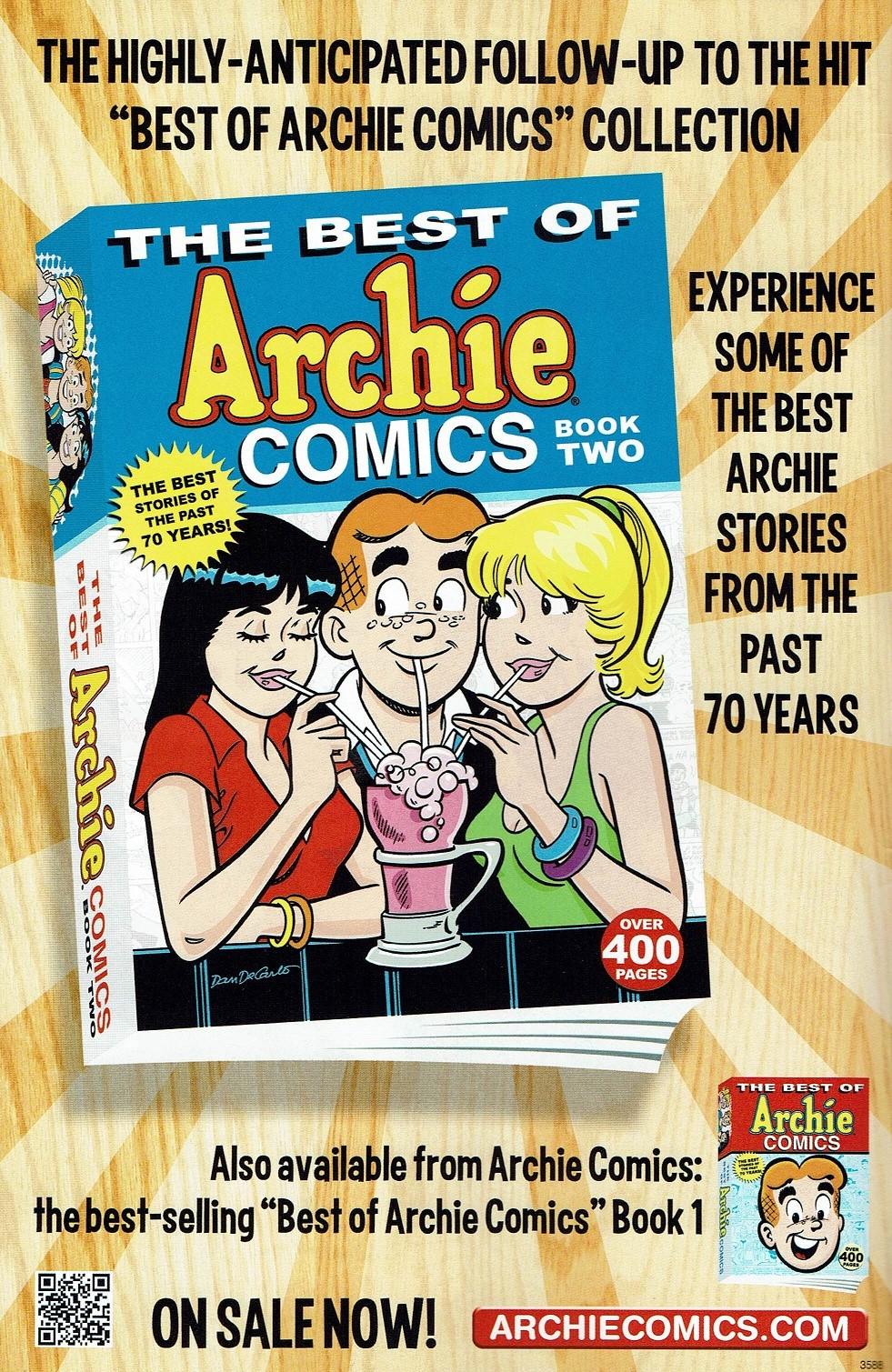 Read online Kevin Keller comic -  Issue #5 - 3