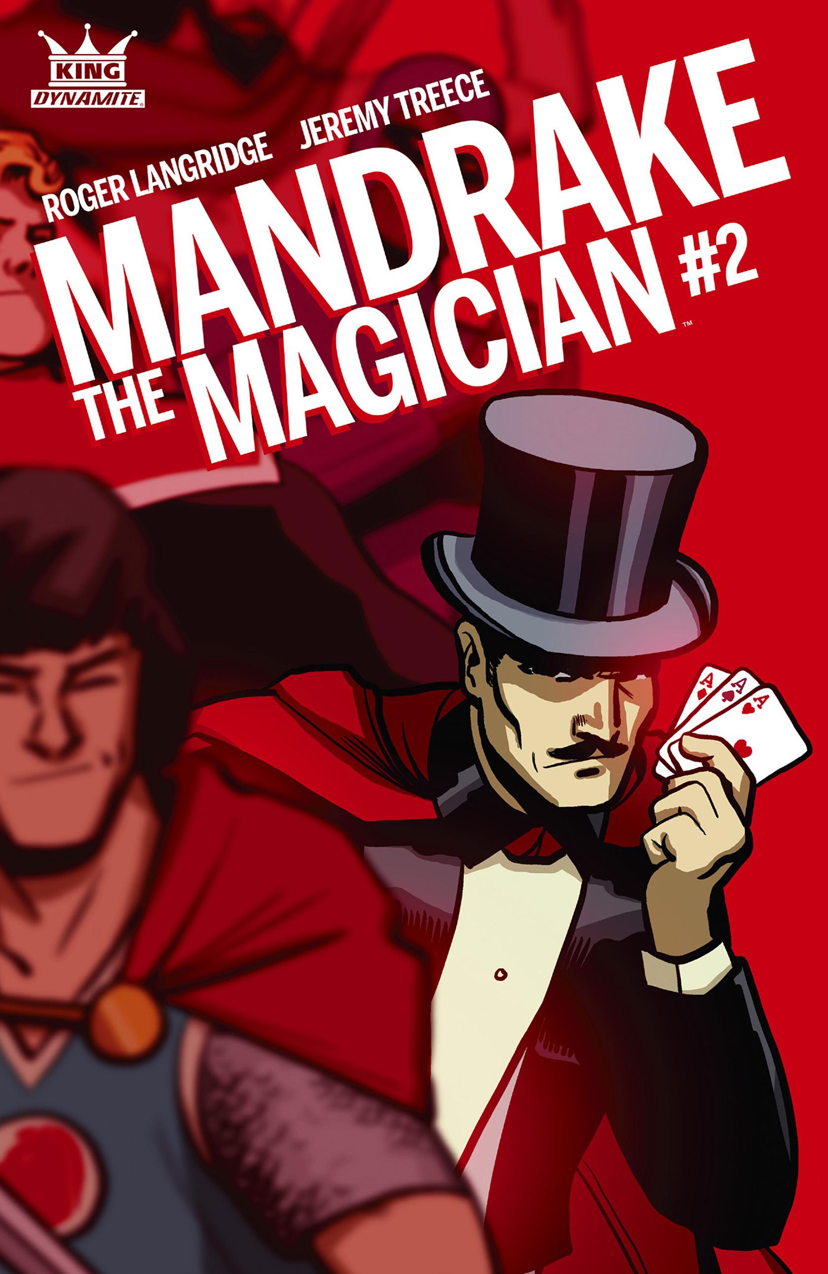 King: Mandrake the Magician 2 Page 1