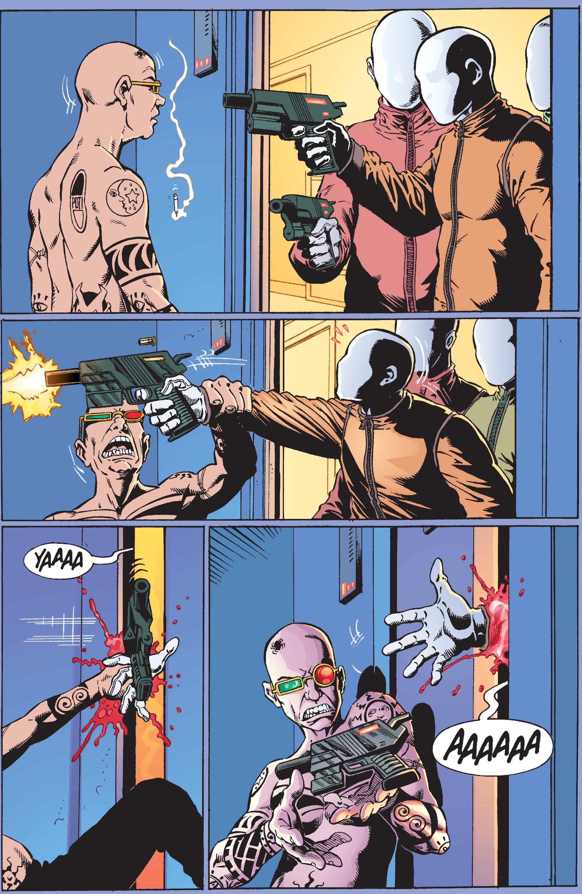 Read online Transmetropolitan comic -  Issue #10 - 8