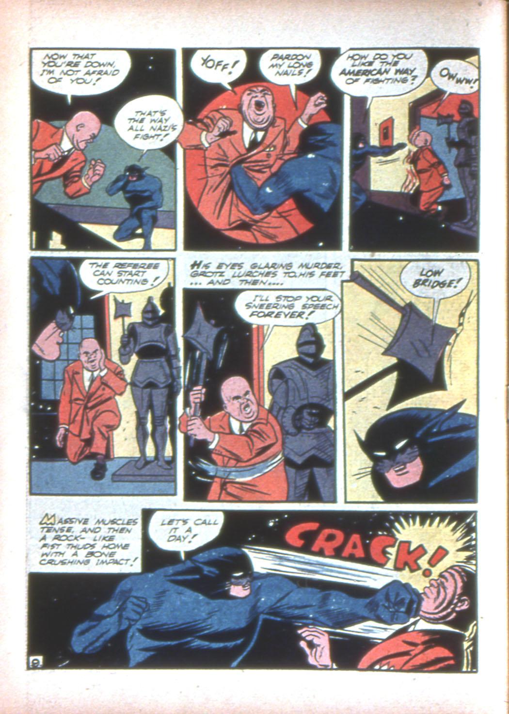 Read online Sensation (Mystery) Comics comic -  Issue #15 - 64