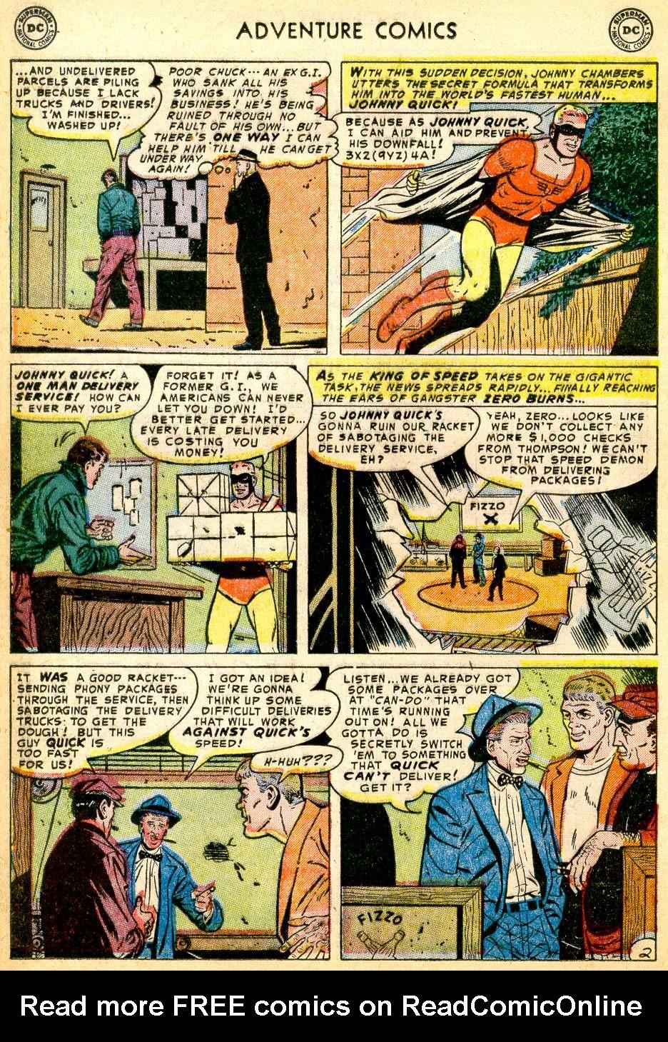 Read online Adventure Comics (1938) comic -  Issue #191 - 26