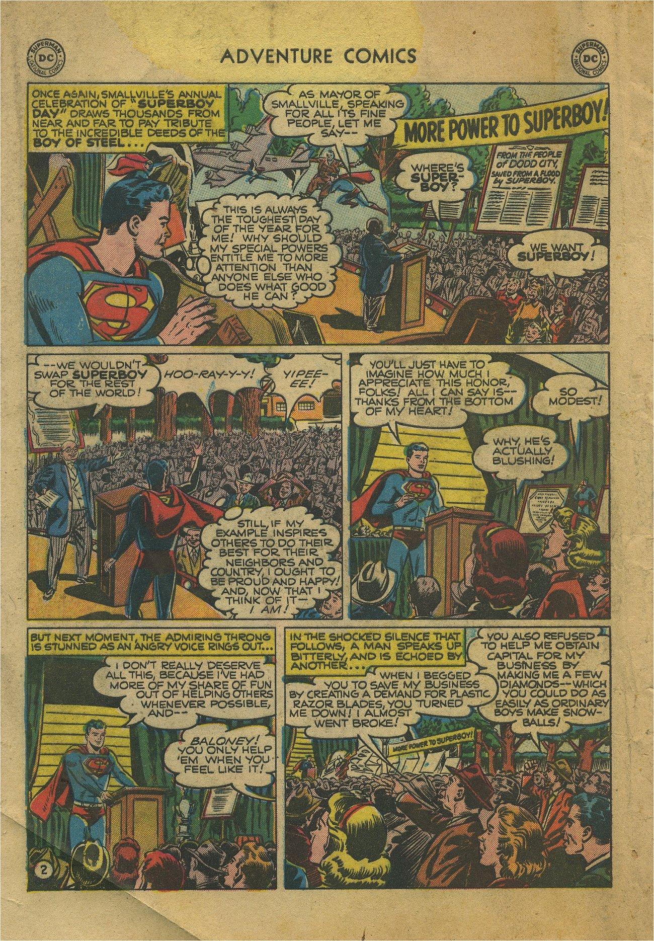 Read online Adventure Comics (1938) comic -  Issue #171 - 4