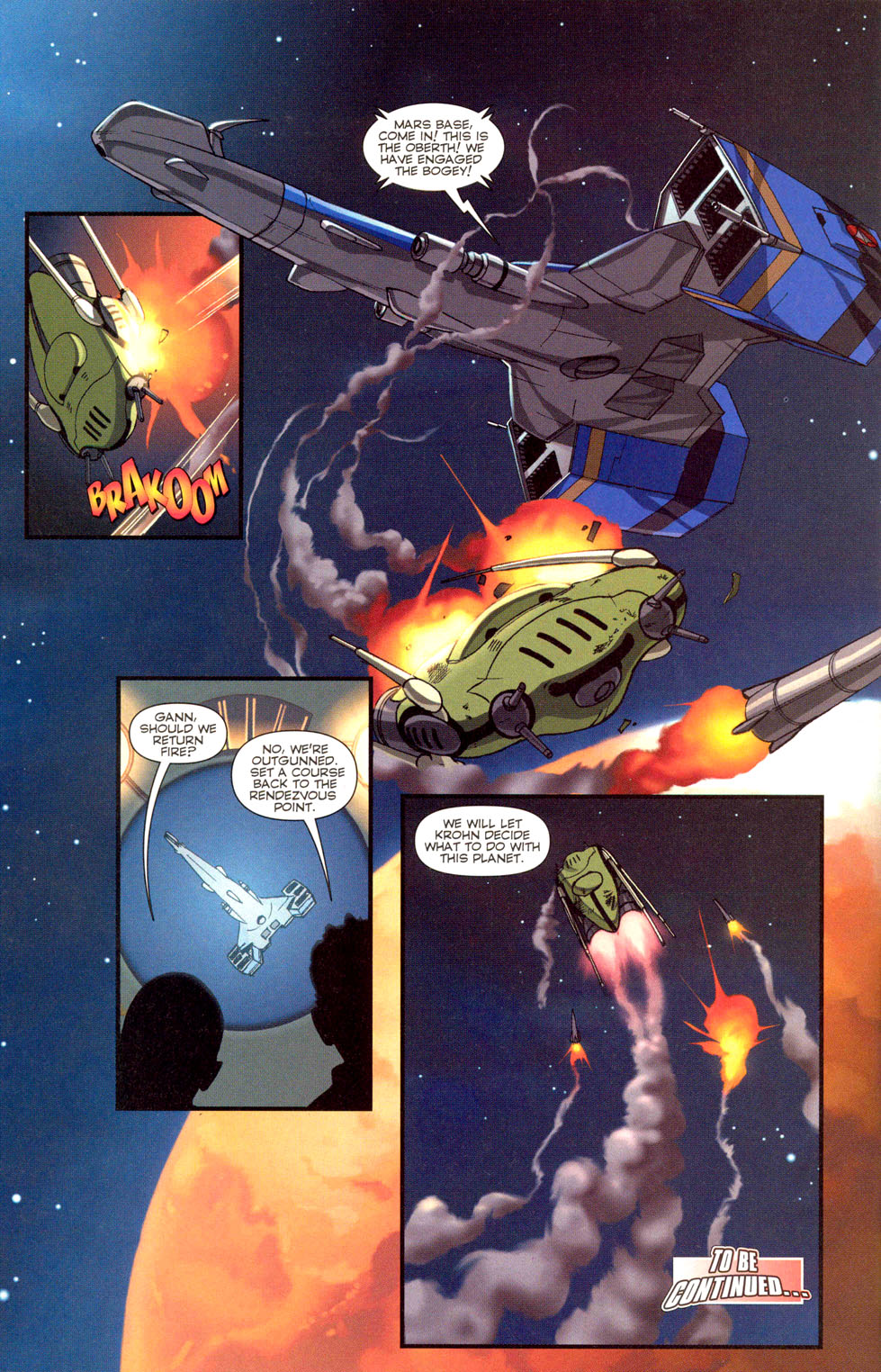 Read online Robotech: Invasion comic -  Issue #3 - 23