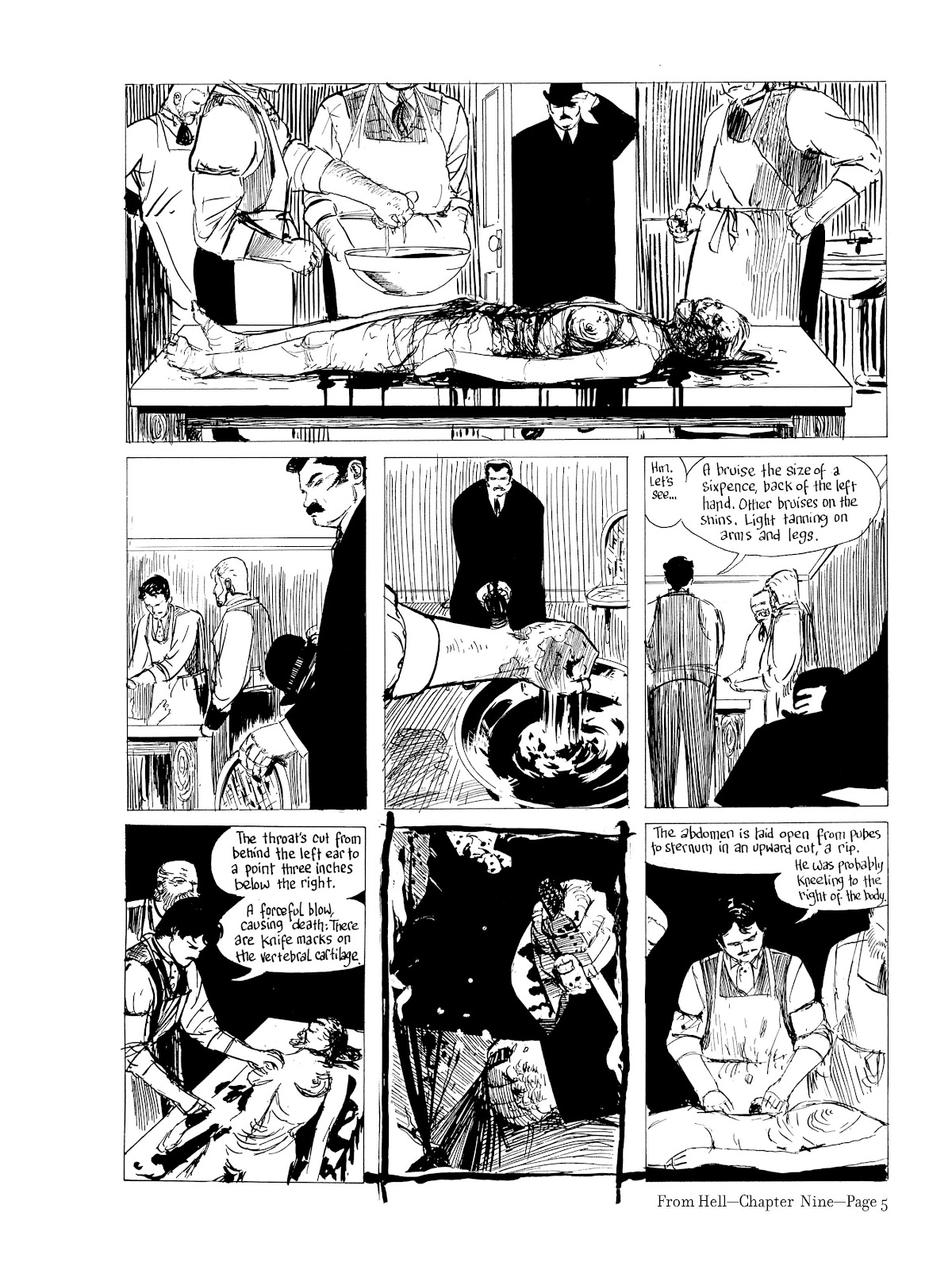 From Hell (2009) issue TPB (Part 2) - Page 1