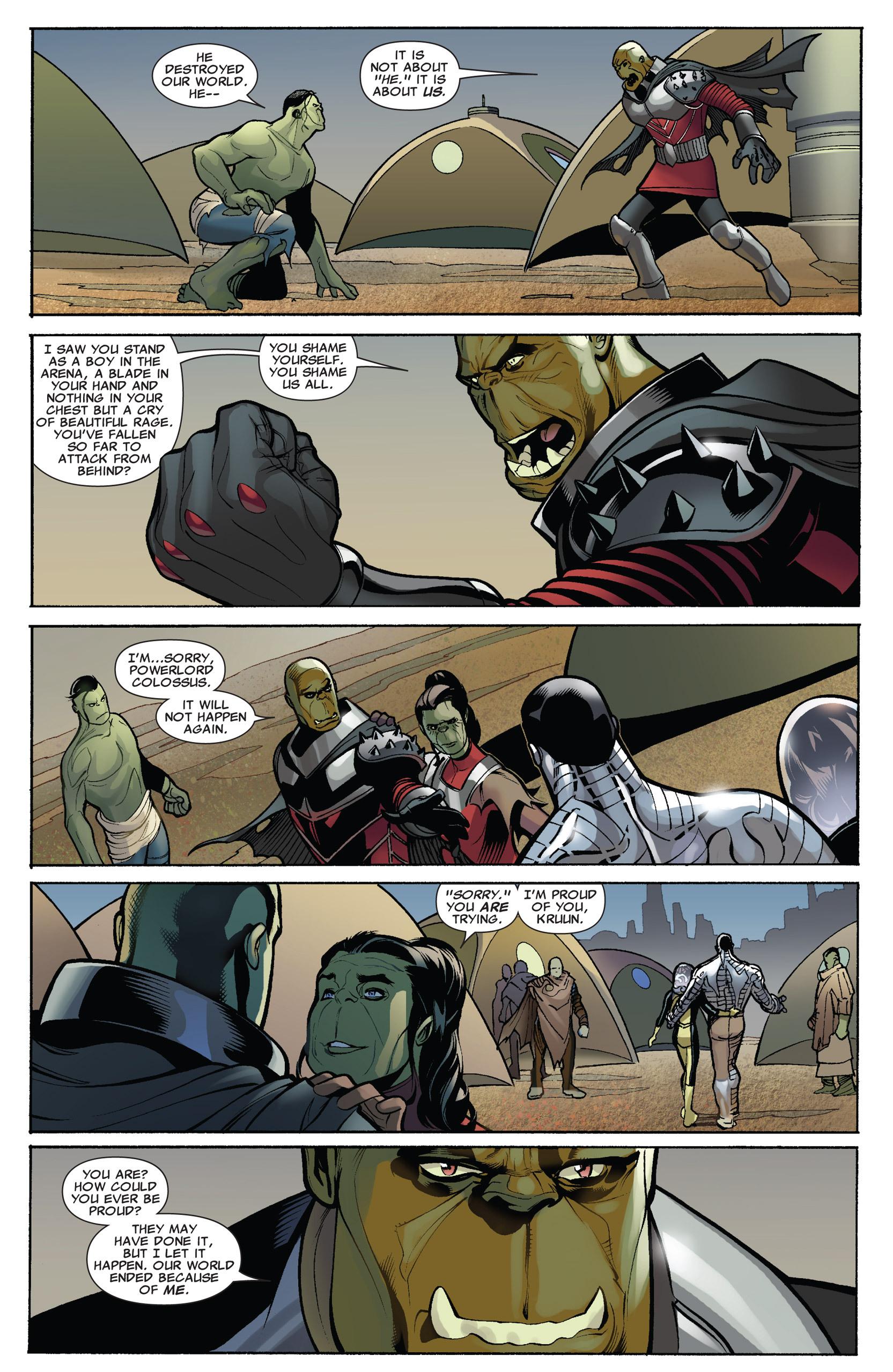 Read online Uncanny X-Men (1963) comic -  Issue #536 - 15