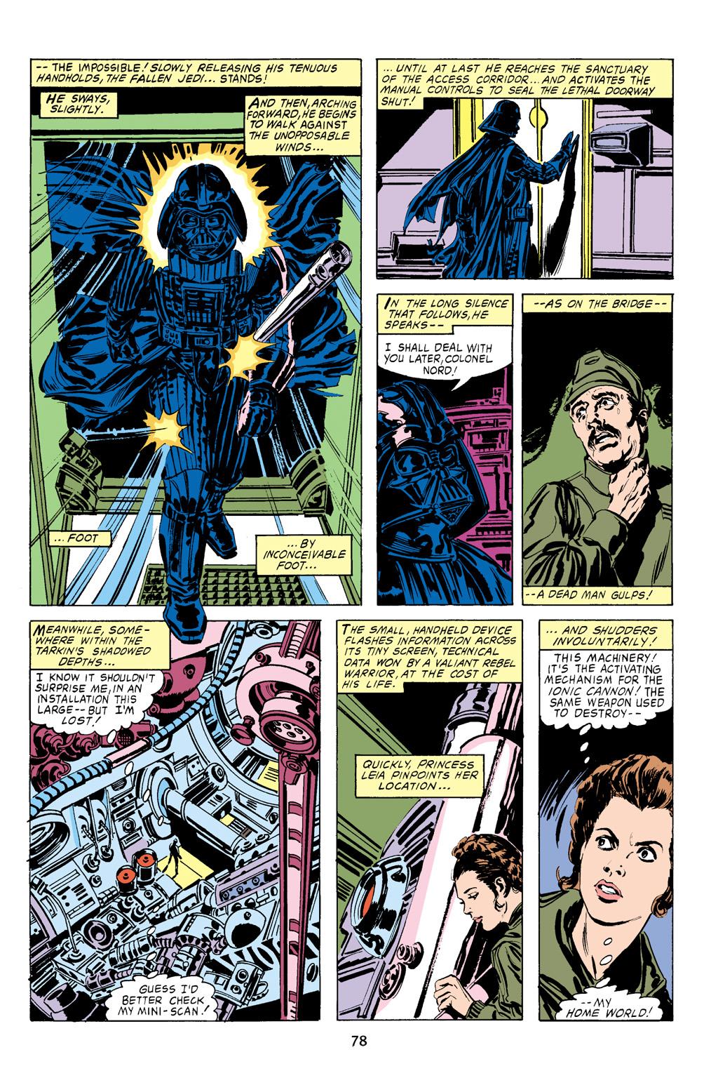 Read online Star Wars Omnibus comic -  Issue # Vol. 16 - 78
