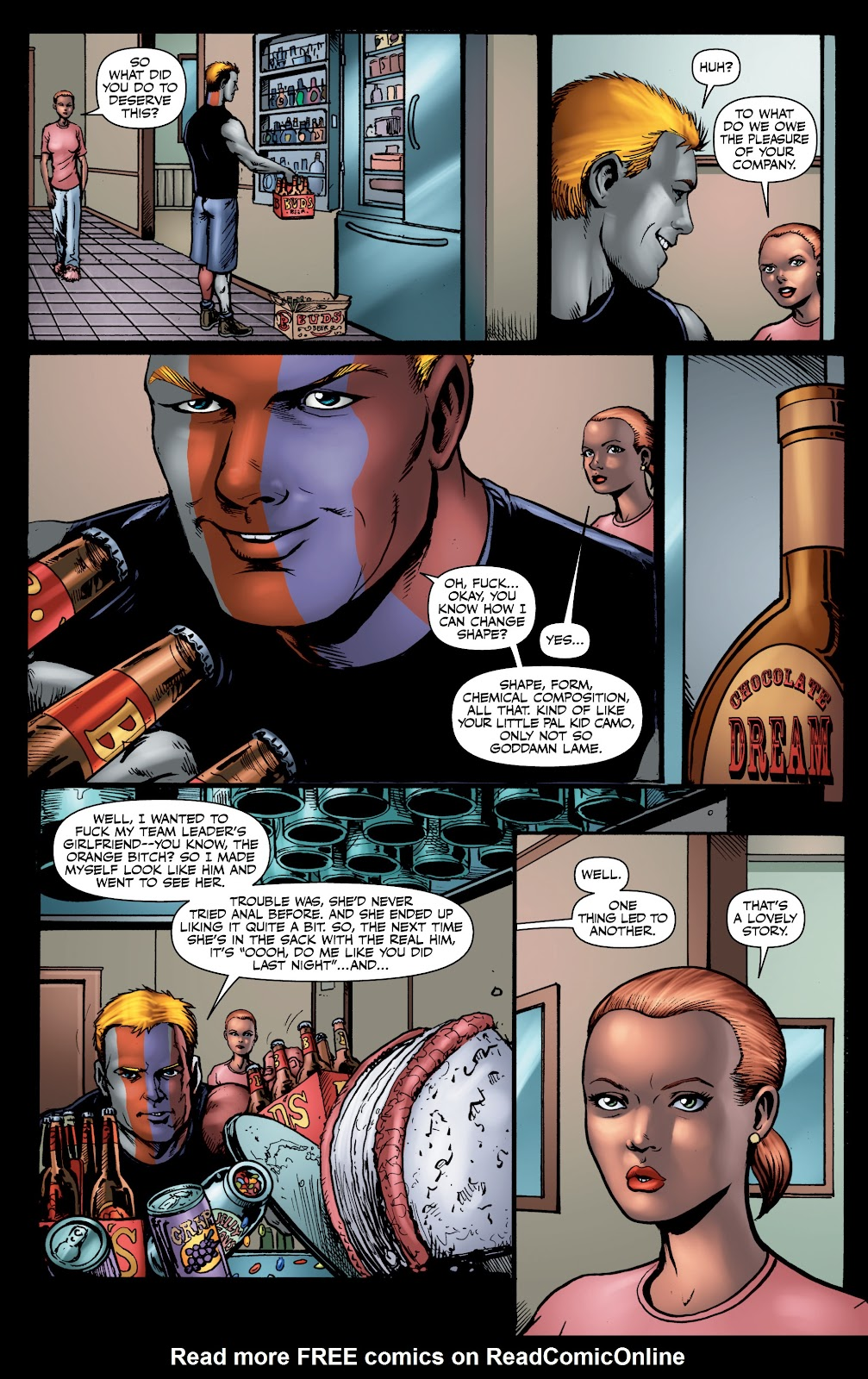 Read online The Boys Omnibus comic -  Issue # TPB 4 (Part 1) - 65