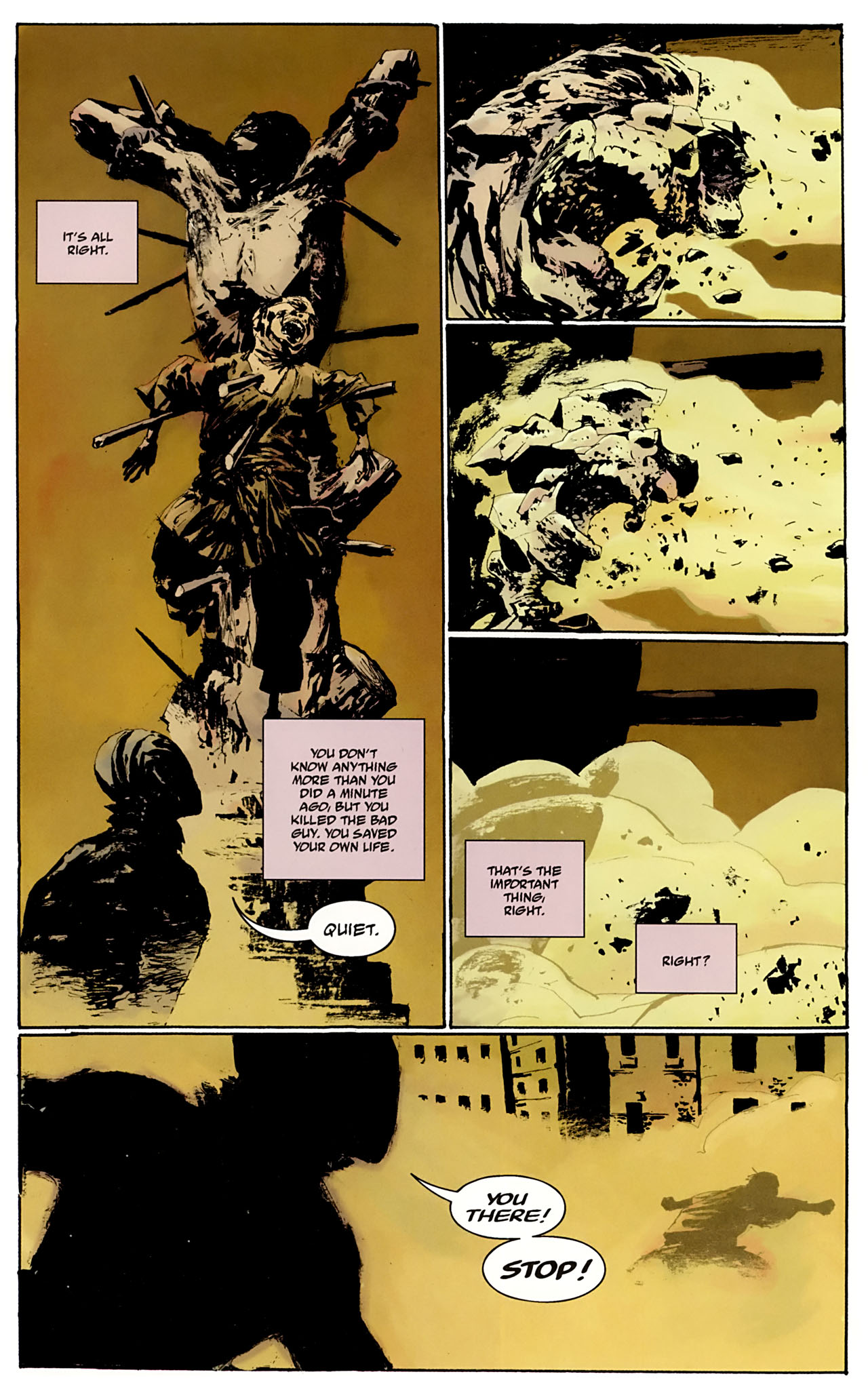 Read online Abe Sapien: The Drowning comic -  Issue #3 - 12