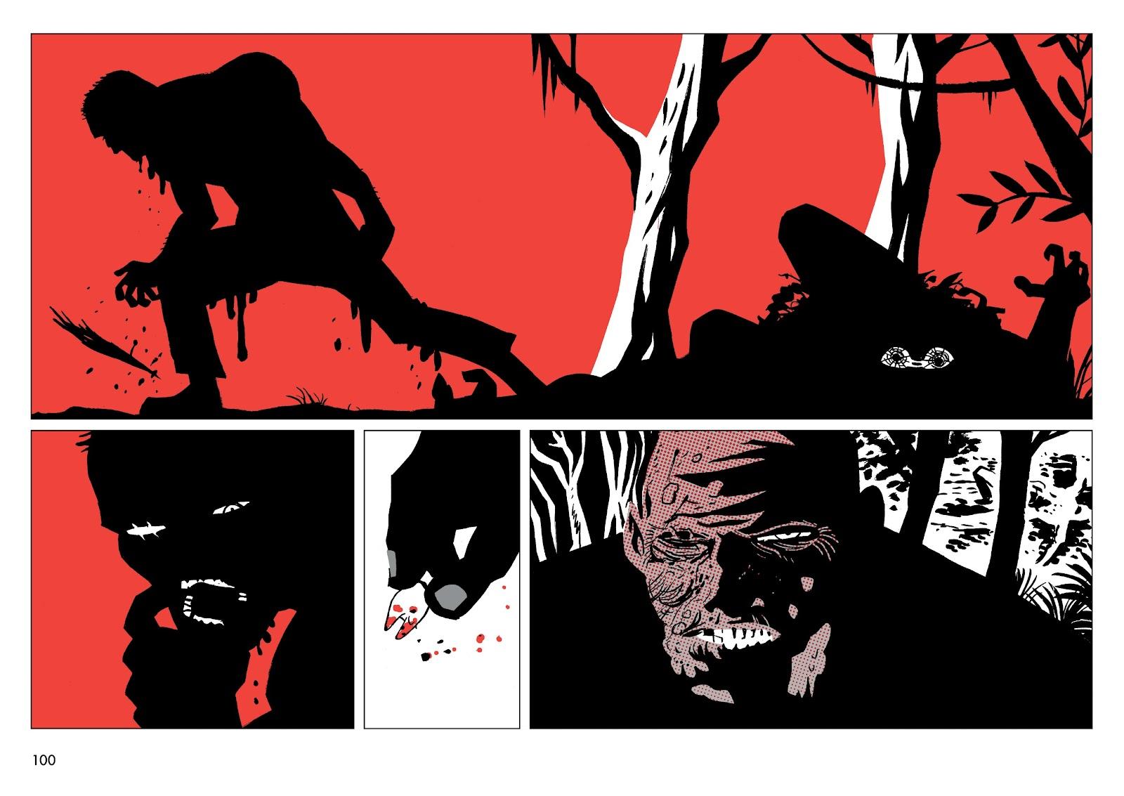 Read online Polar comic -  Issue # TPB The Kaiser Falls (Part 2) - 2