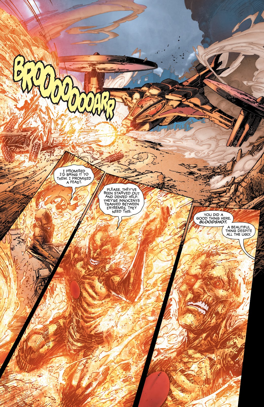 Read online Bloodshot (2019) comic -  Issue #1 - 17