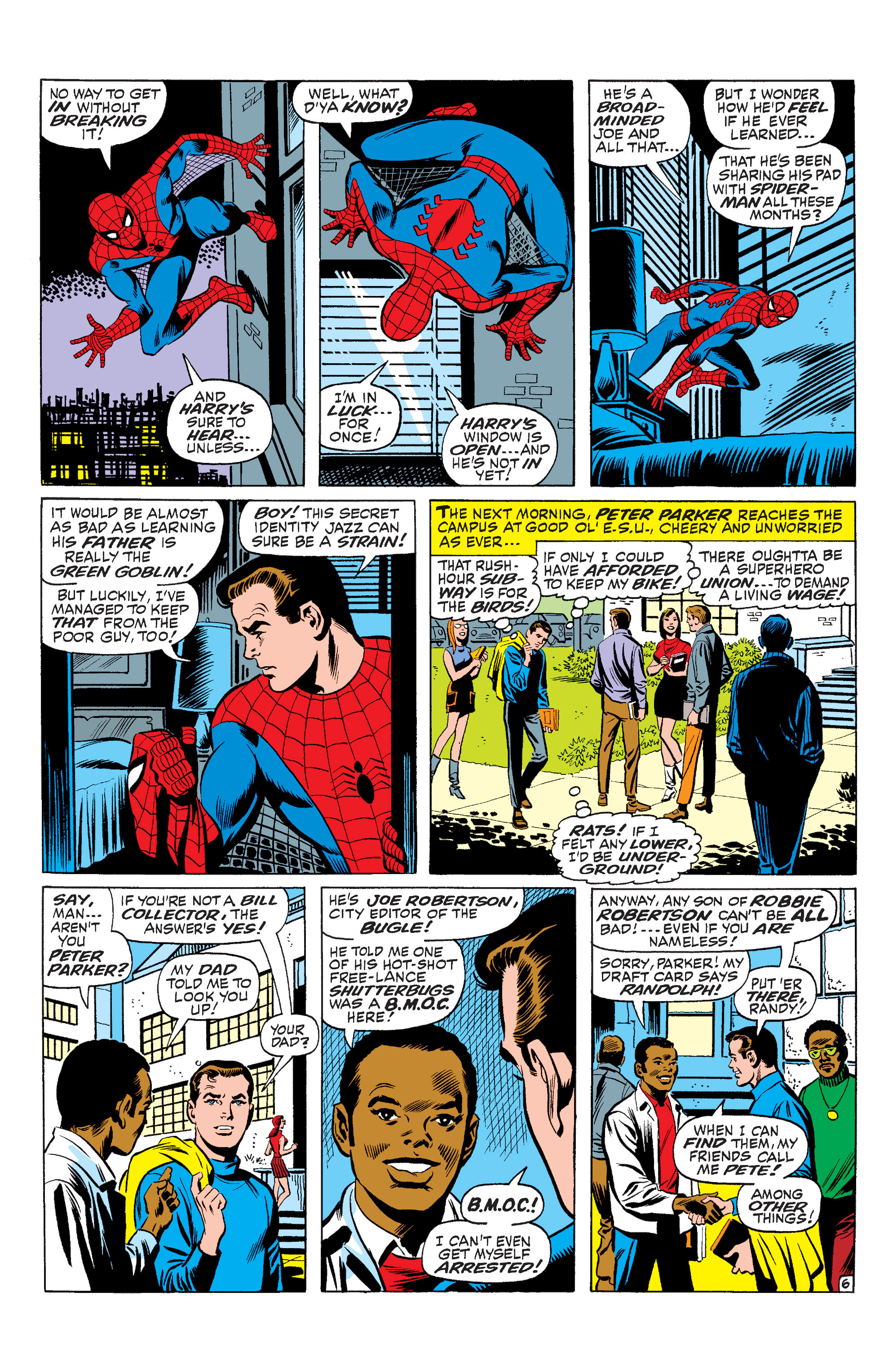 The Amazing Spider-Man (1963) 68 Page 6