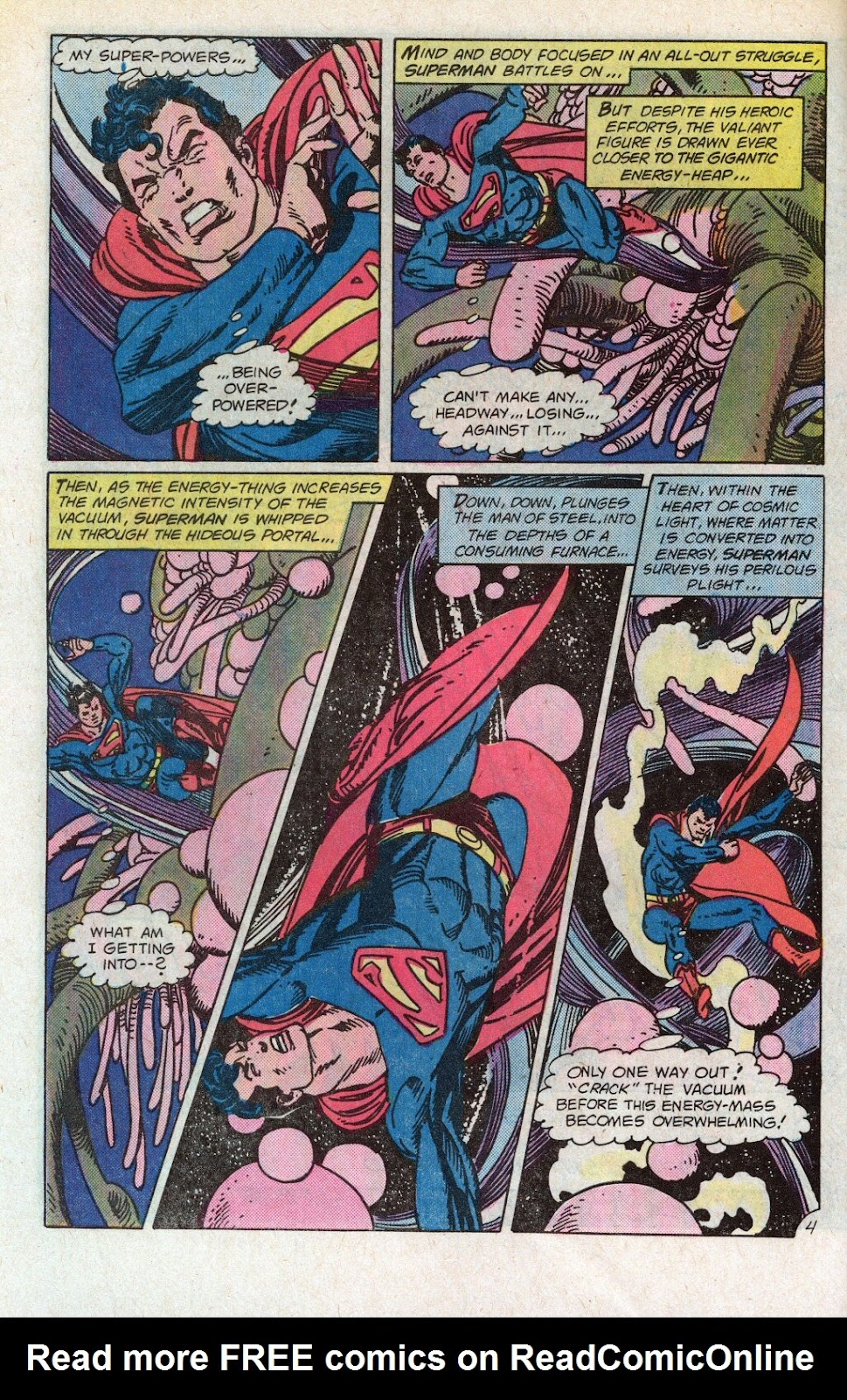 Read online Superman Special (1983) comic -  Issue #1 - 6