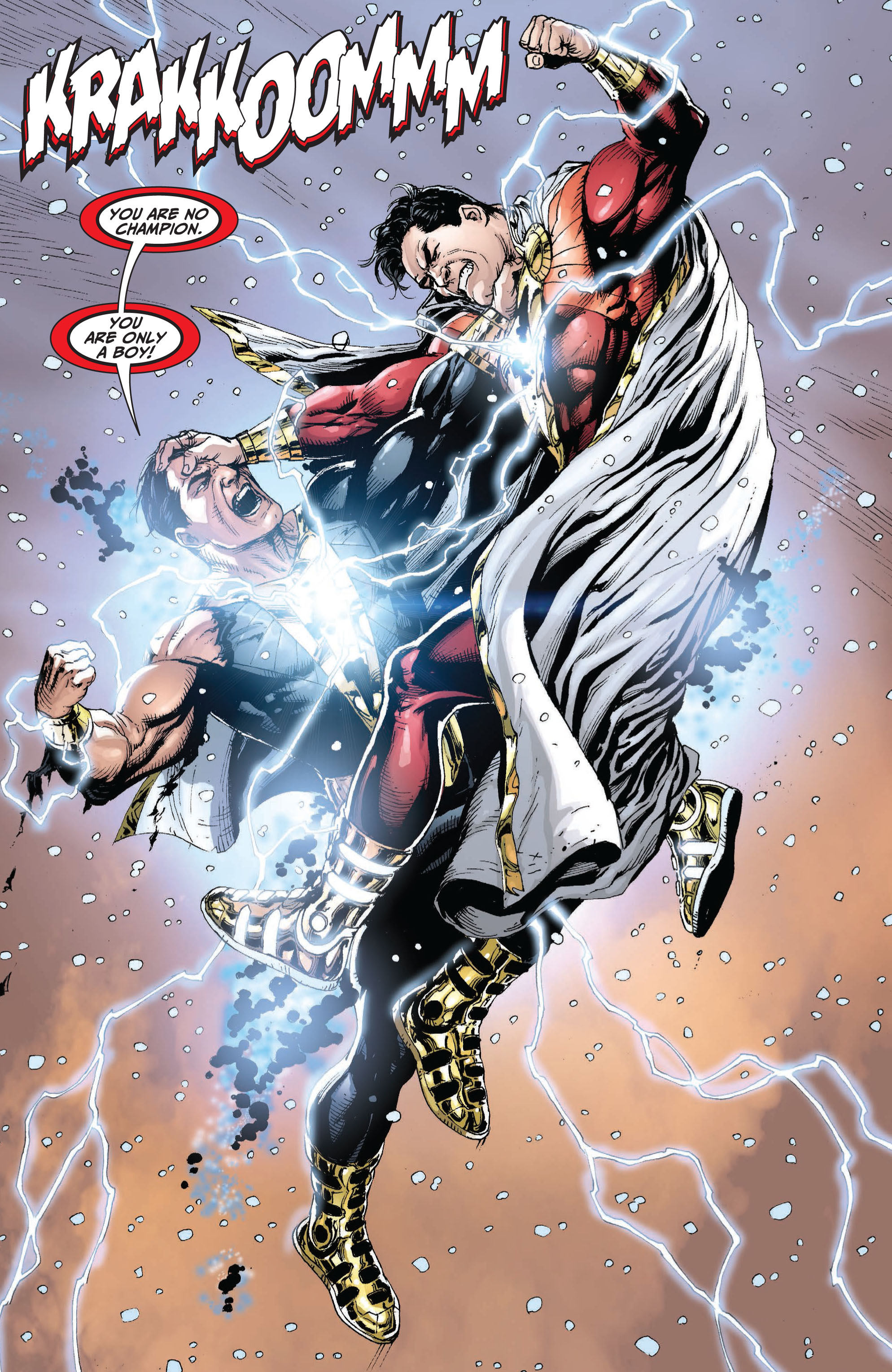 Read online Shazam! (2013) comic -  Issue #1 - 168