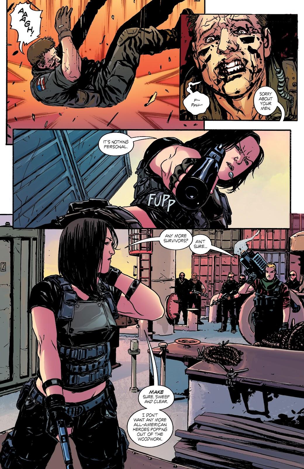 Read online Hardcore comic -  Issue #2 - 16