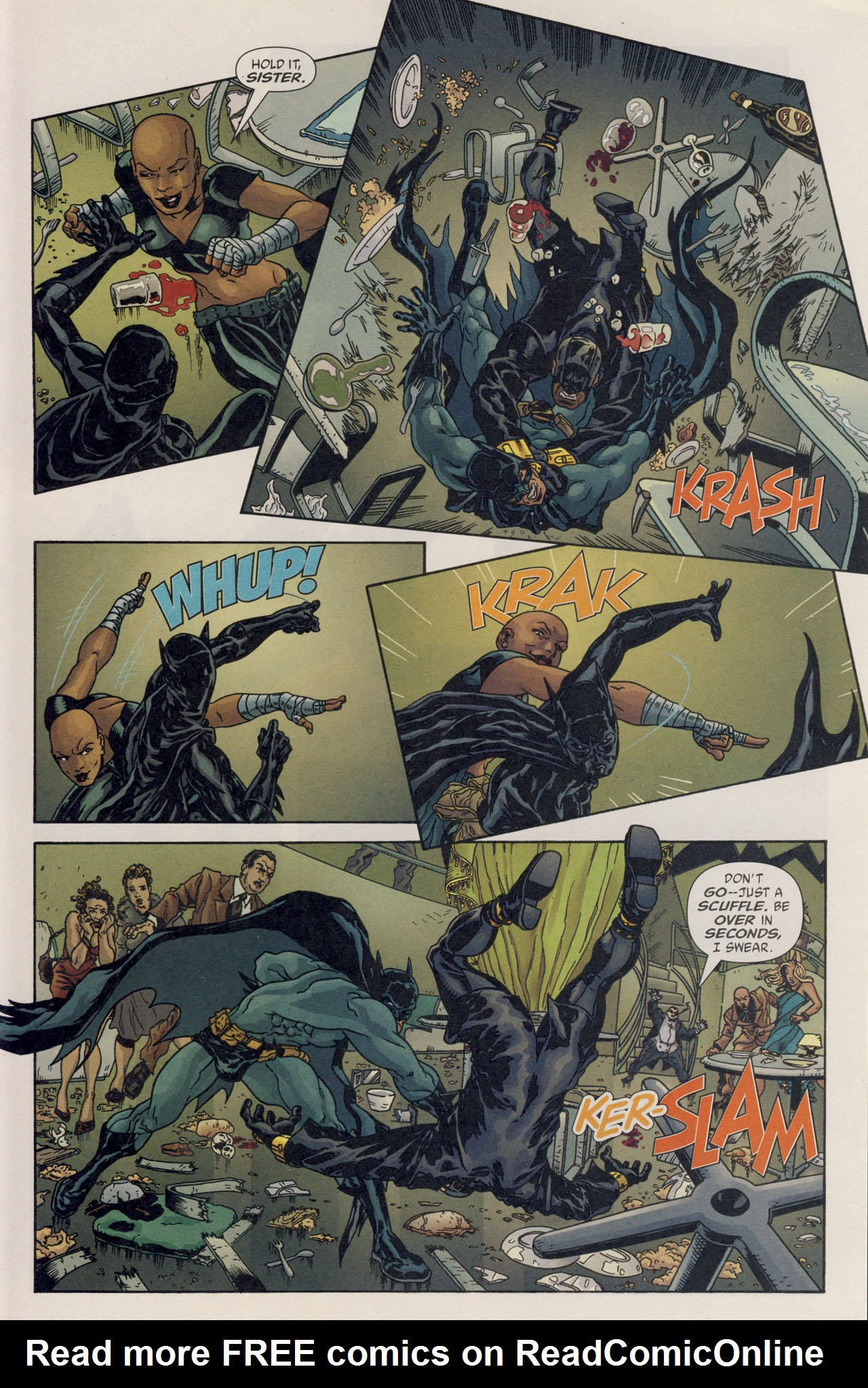 Read online Batman War Drums comic -  Issue # TPB - 150