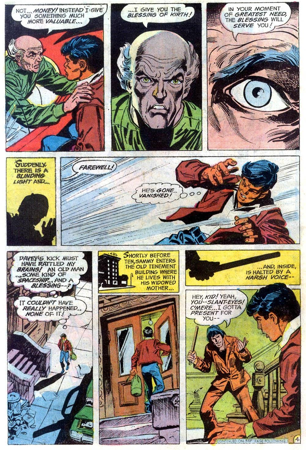 Read online Strange Sports Stories (1973) comic -  Issue #2 - 5