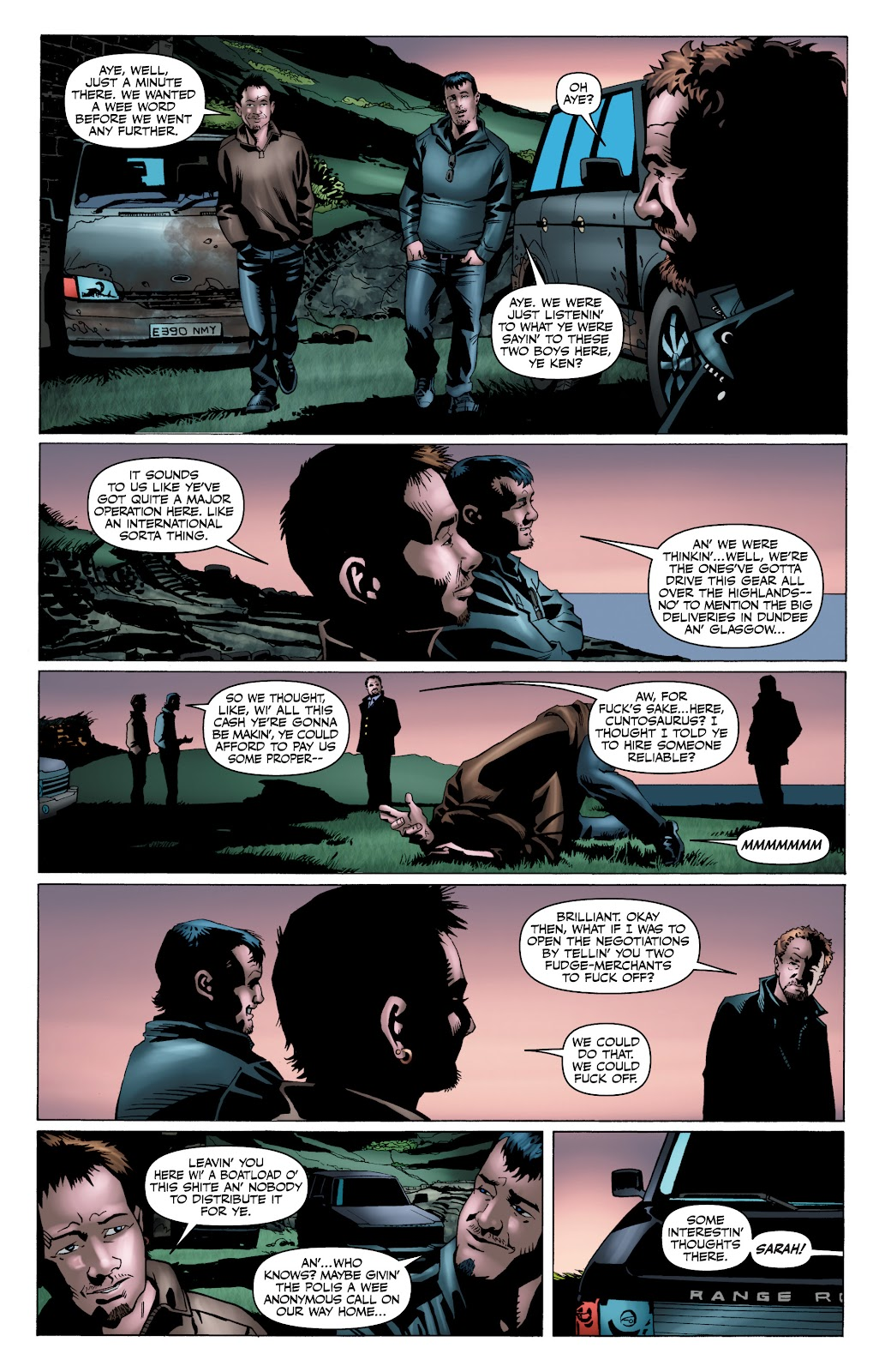 Read online The Boys Omnibus comic -  Issue # TPB 4 (Part 3) - 55