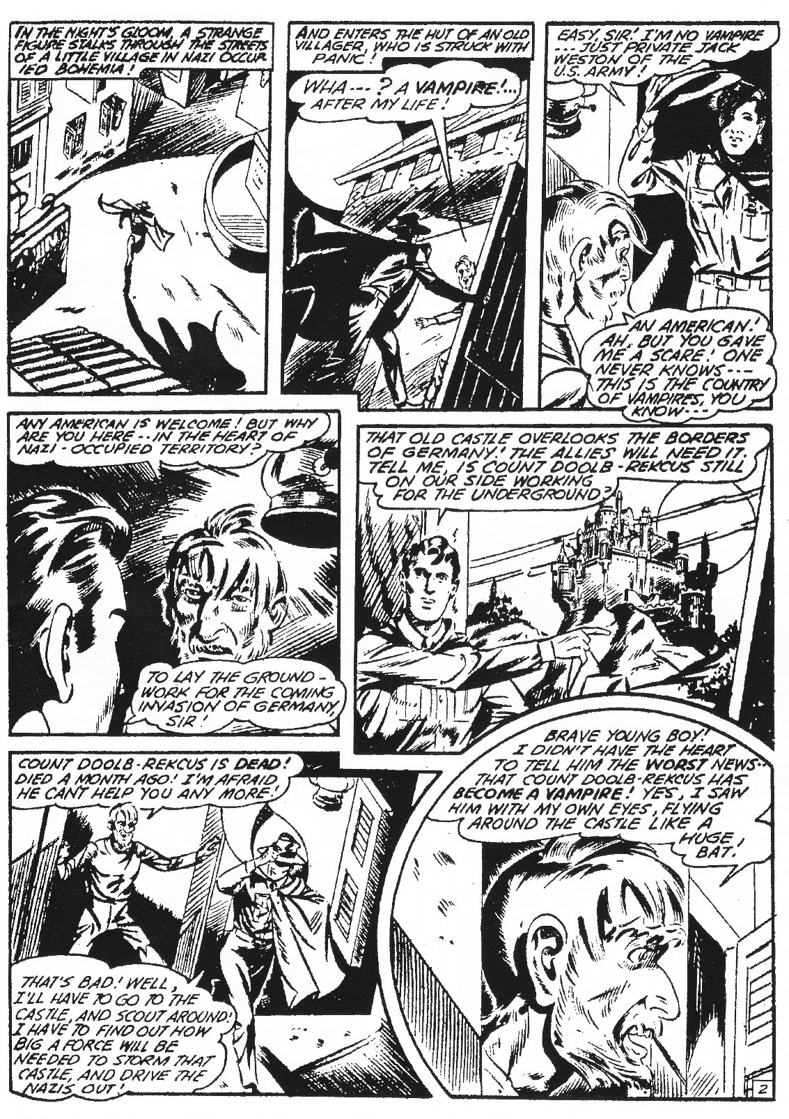 Read online Men of Mystery Comics comic -  Issue #77 - 5