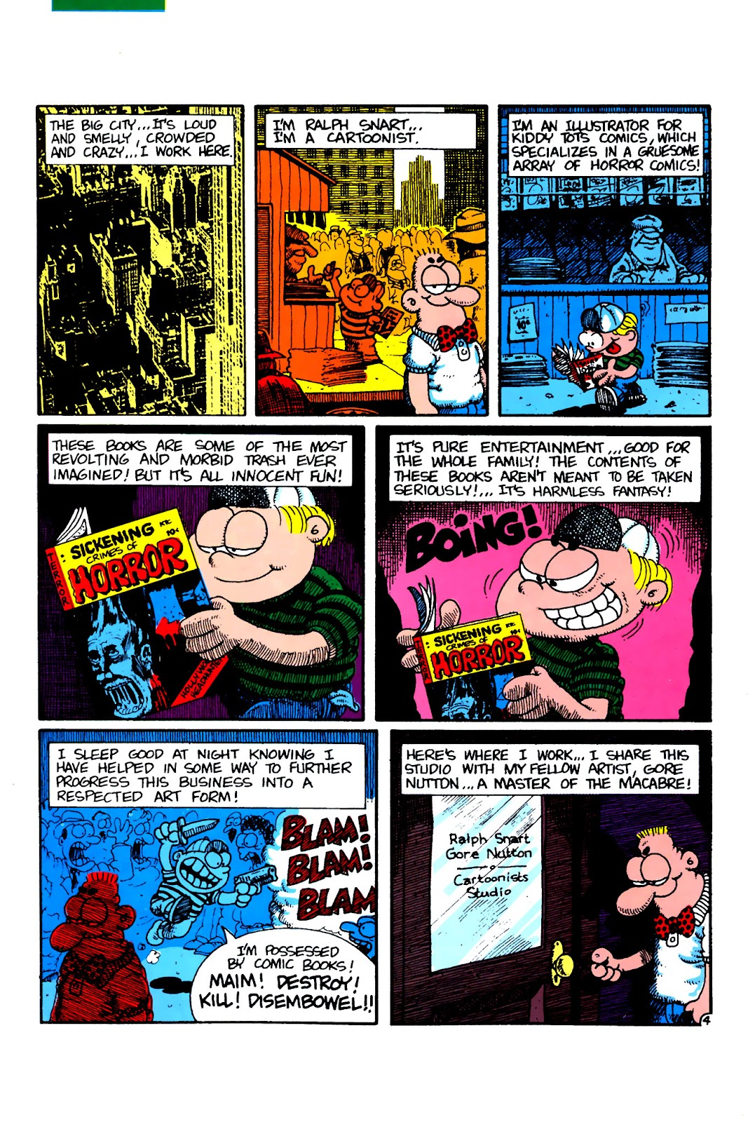 Ralph Snart Adventures (1988) issue 16 - Page 28