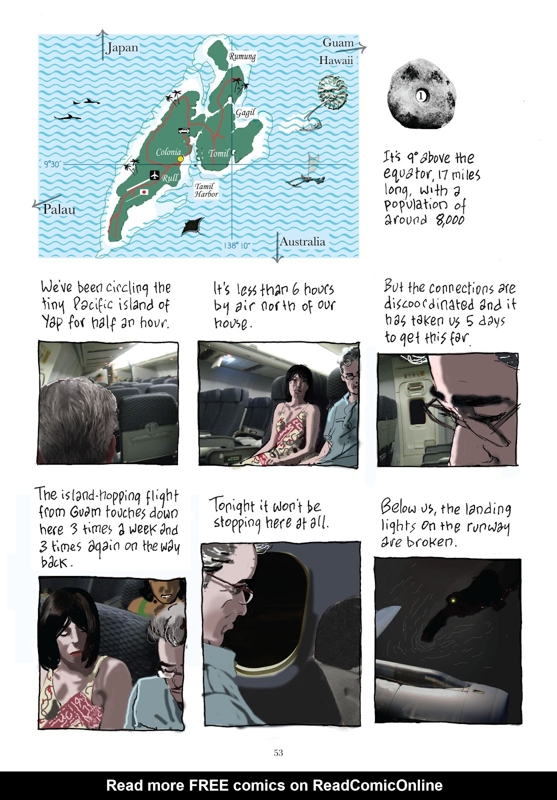 Read online The Lovely Horrible Stuff comic -  Issue # TPB - 55