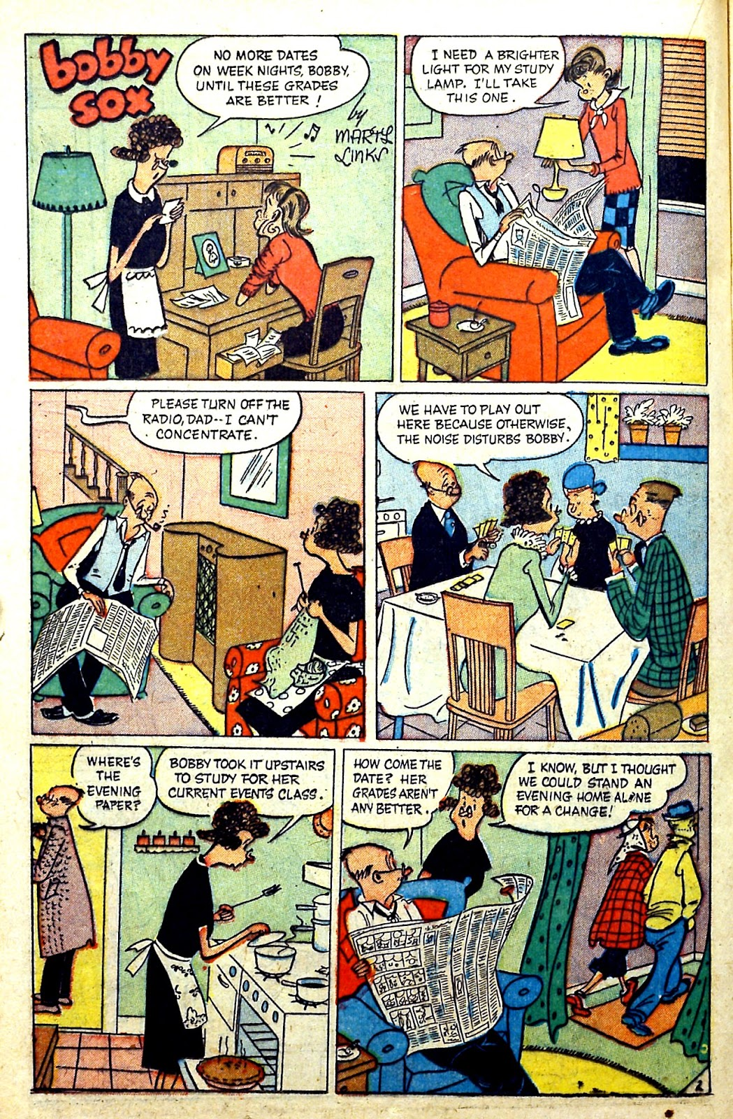 Read online Famous Funnies comic -  Issue #185 - 29