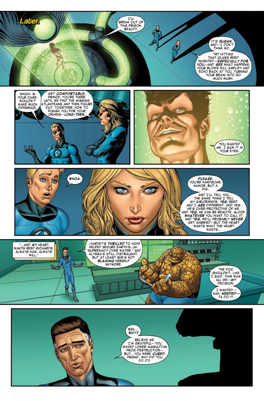 Read online Fantastic Four: Season One comic -  Issue # TPB - 104