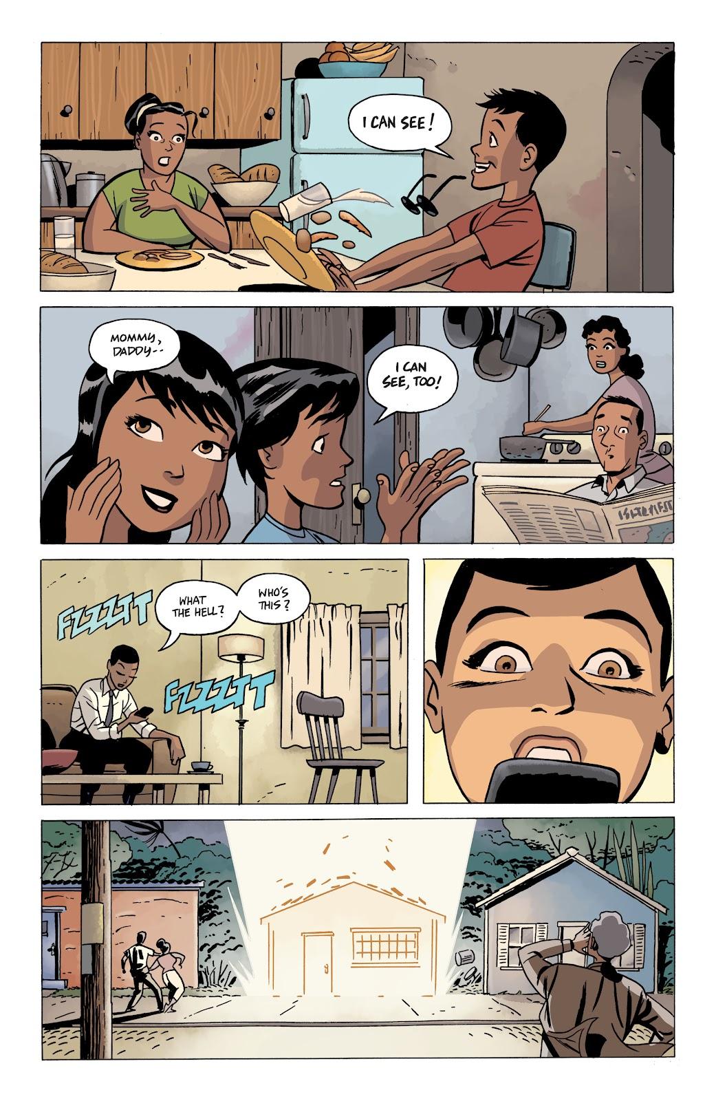 Read online The Twilight Children comic -  Issue #2 - 25