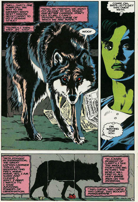 Elementals (1984) issue 17 - Page 16
