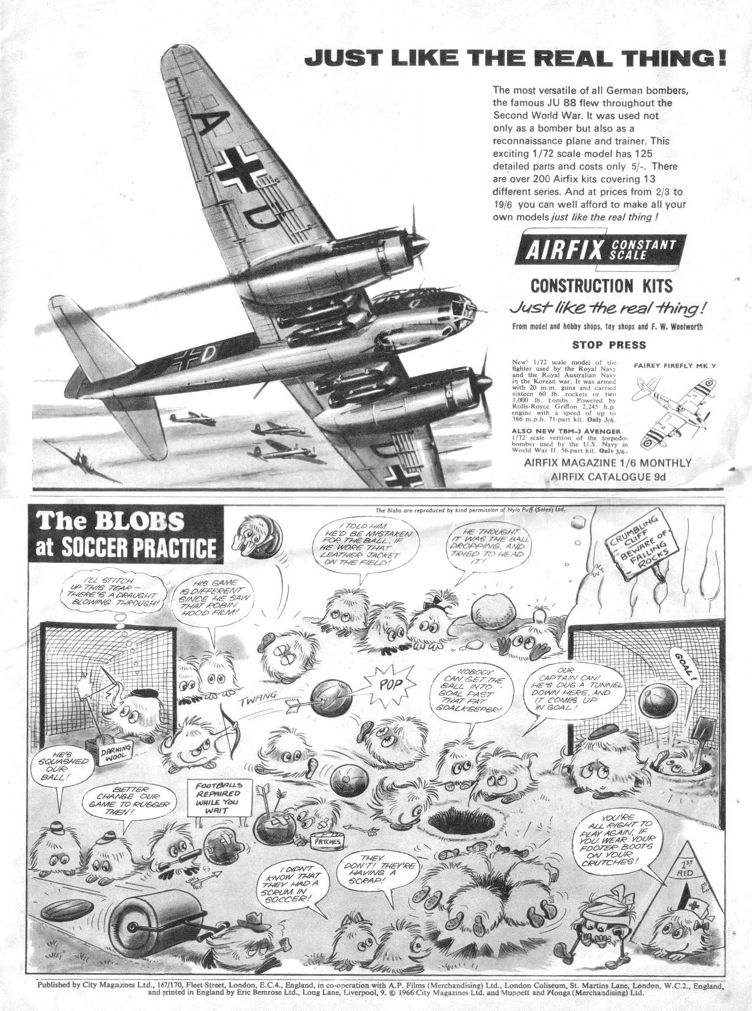 Read online TV Century 21 (TV 21) comic -  Issue #87 - 18