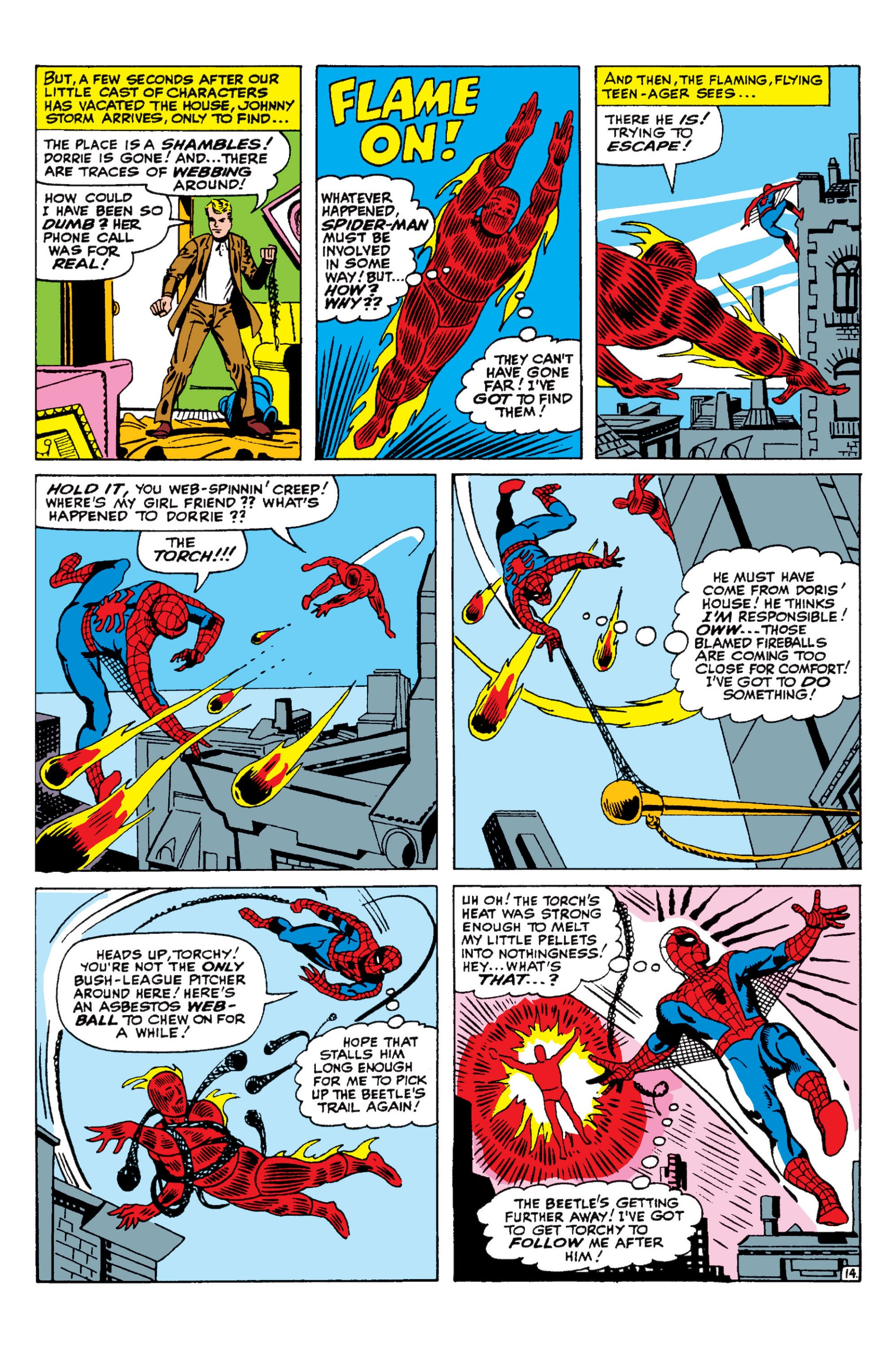 The Amazing Spider-Man (1963) 21 Page 14
