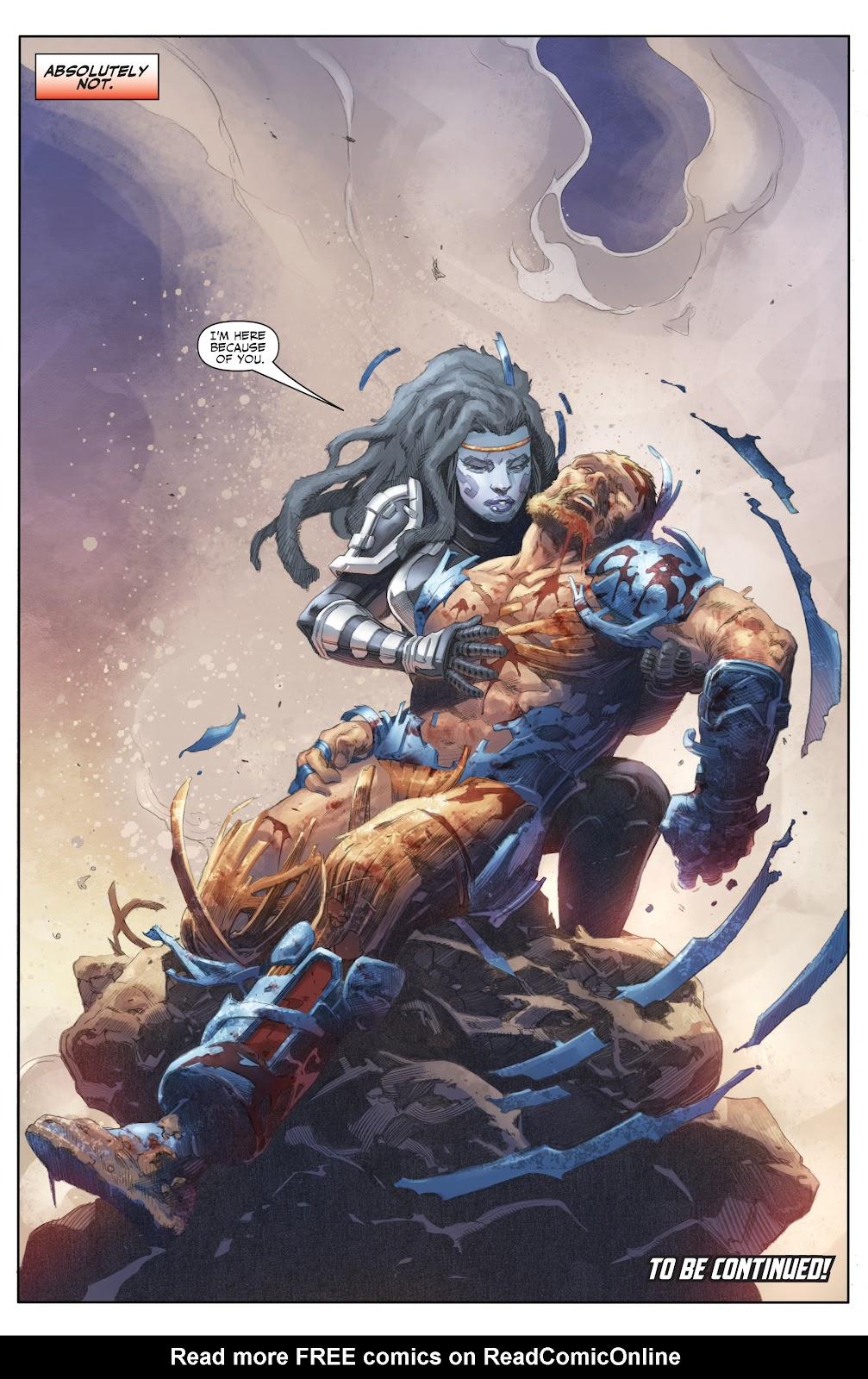 Read online X-O Manowar (2017) comic -  Issue #24 - 22