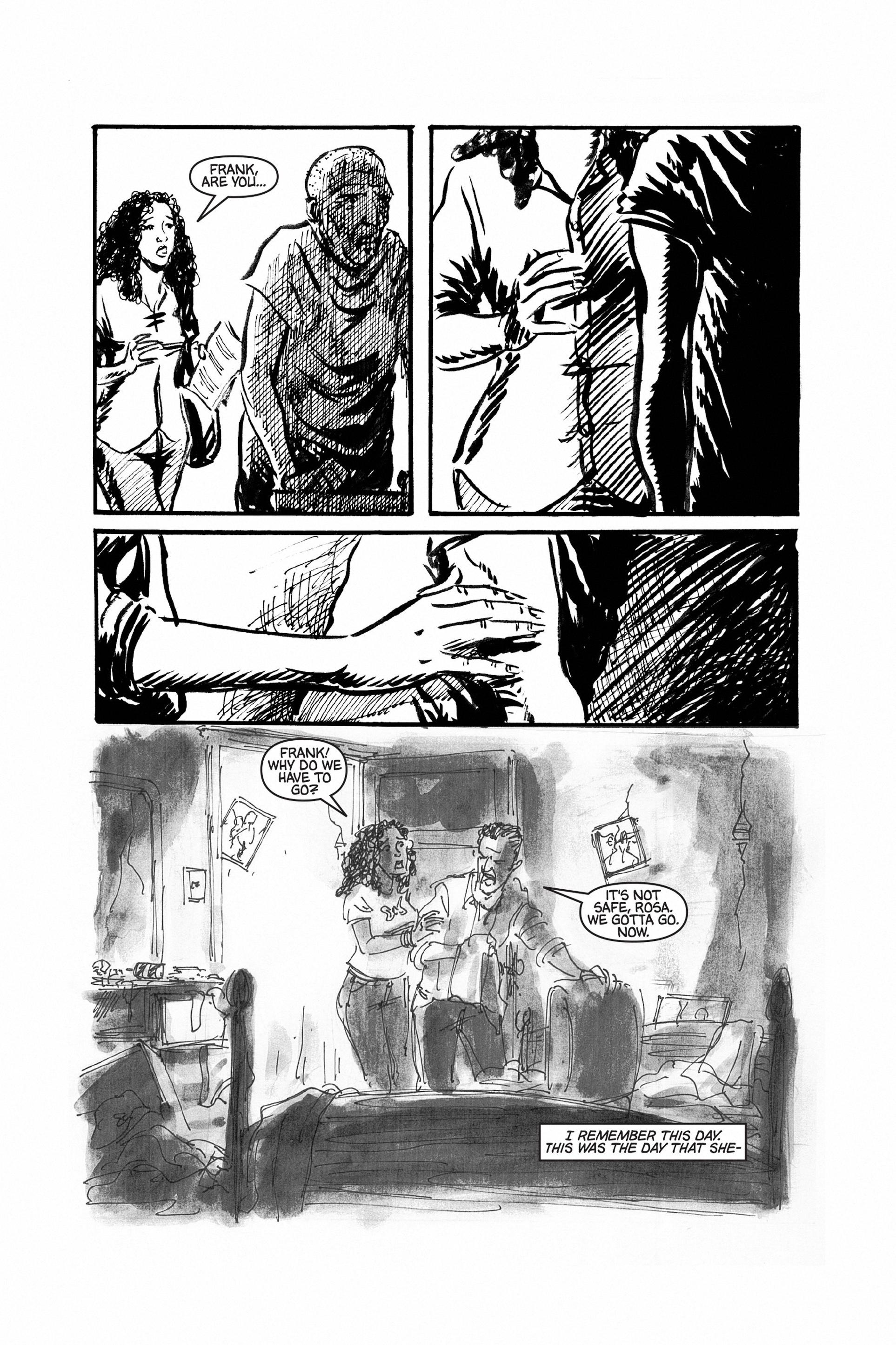 Read online Tumor comic -  Issue # TPB - 76