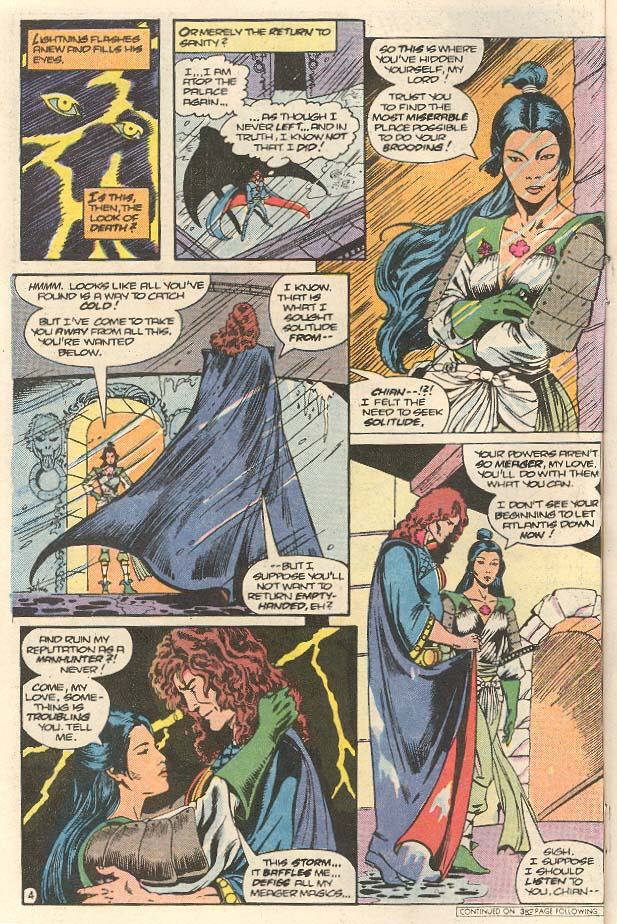 Read online Arion, Lord of Atlantis comic -  Issue #30 - 5