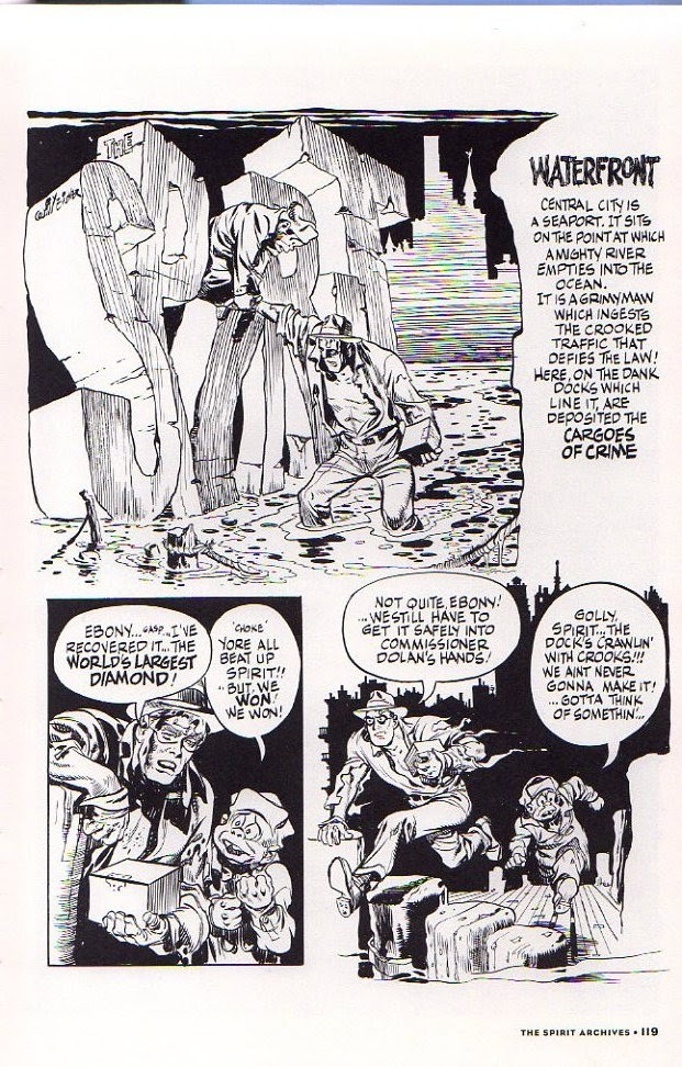 Read online Will Eisner's The Spirit Archives comic -  Issue # TPB 26 (Part 2) - 26