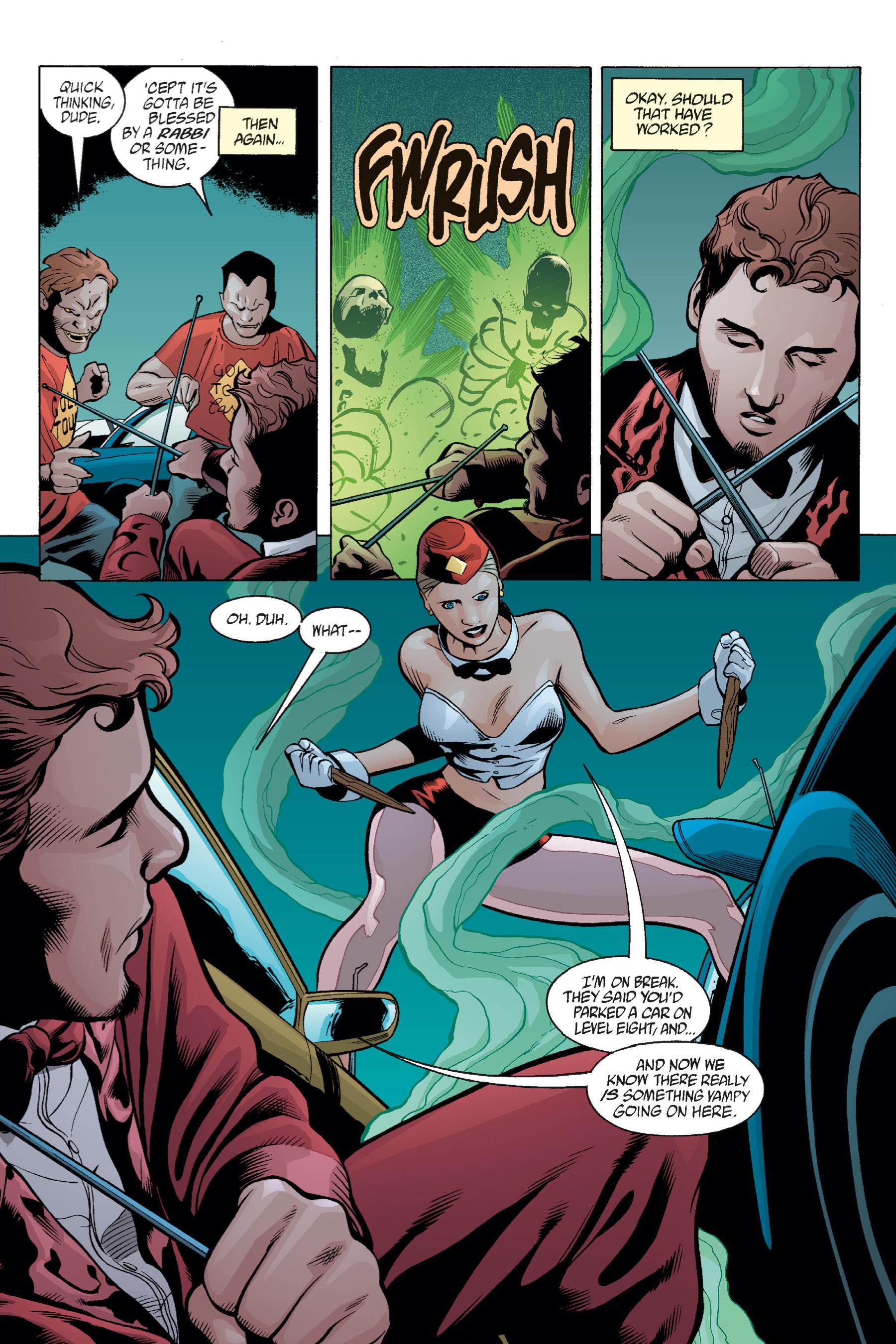 Read online Buffy the Vampire Slayer: Omnibus comic -  Issue # TPB 1 - 133