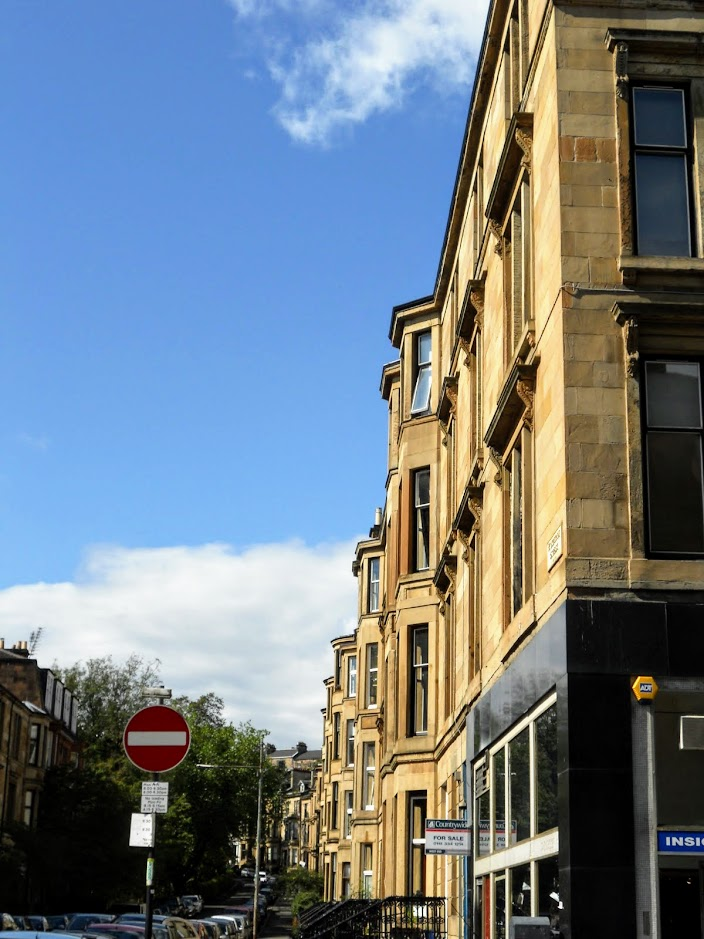 2 days in Glasgow City: a sunny day in Glasgow's West End