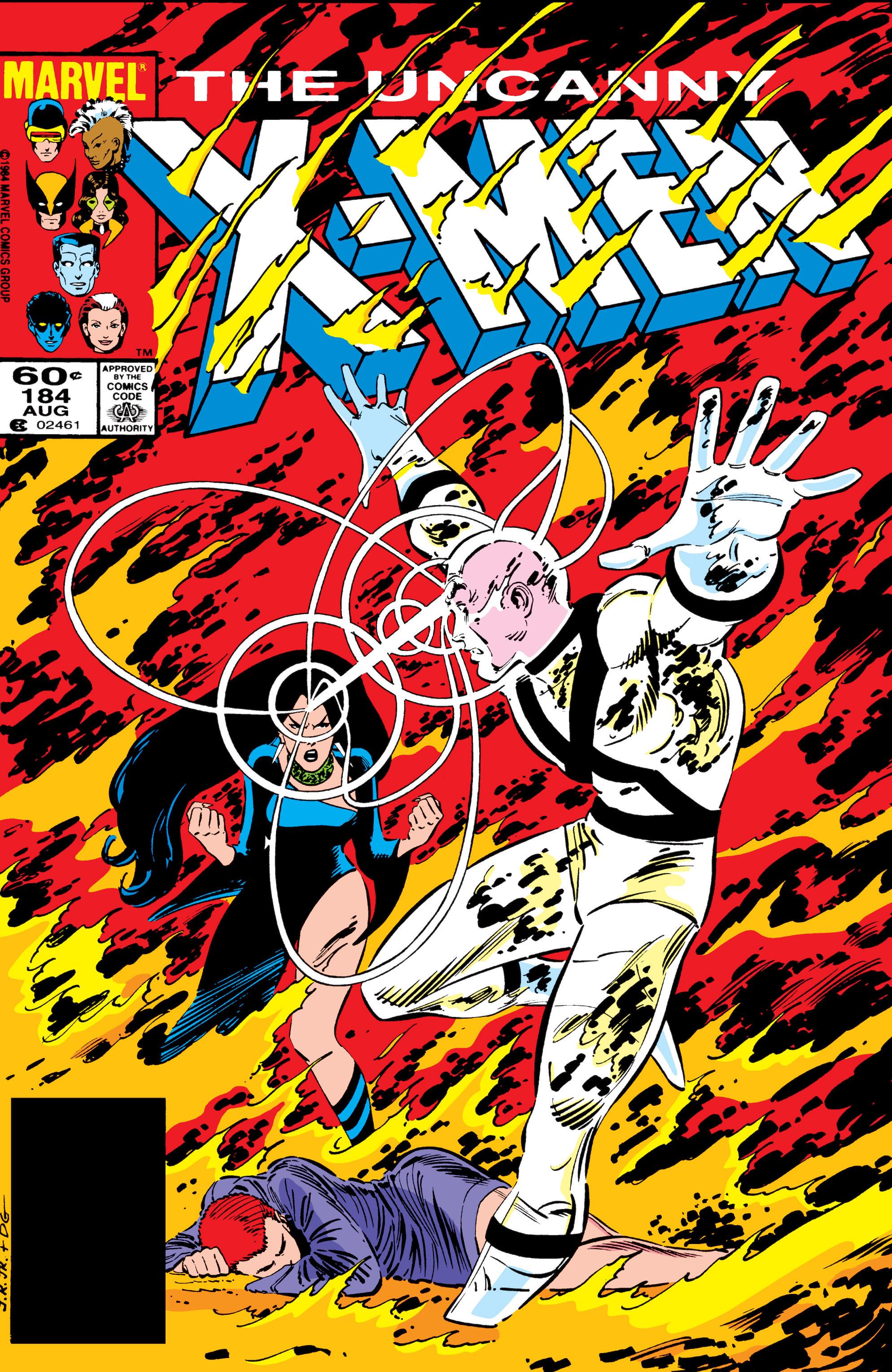 Uncanny X-Men (1963) 184 Page 1