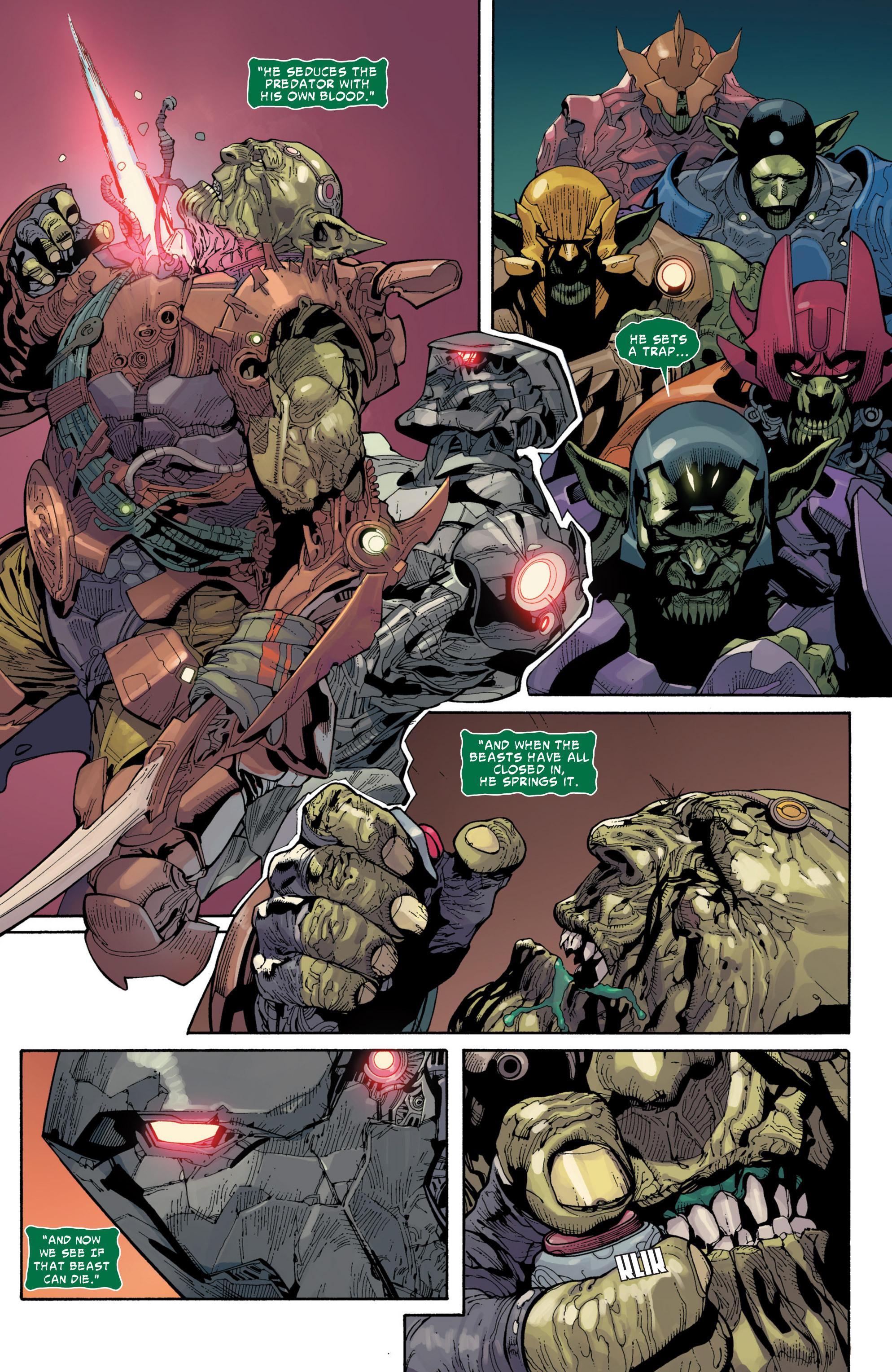 Read online Avengers (2013) comic -  Issue #Avengers (2013) _TPB 4 - 12