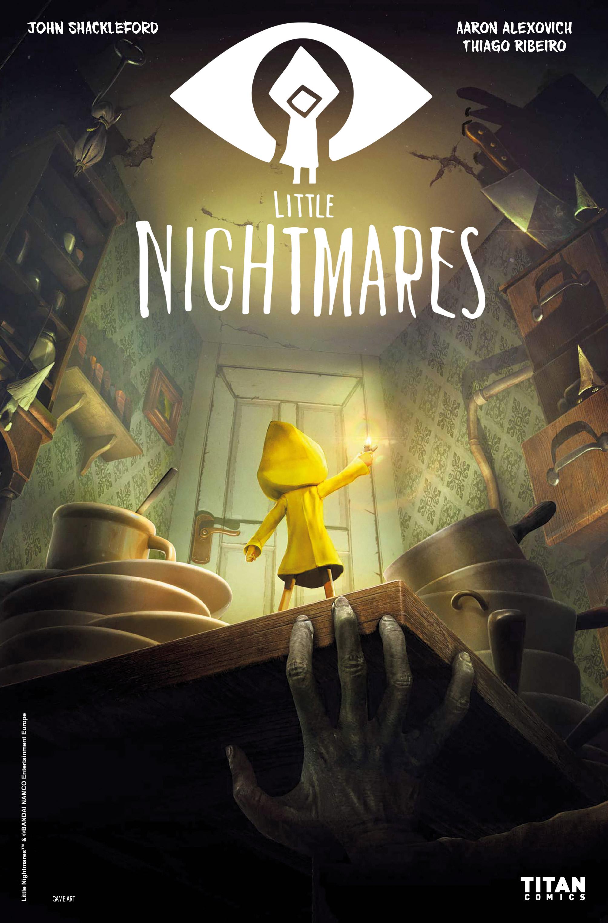 Read online Little Nightmares comic -  Issue #1 - 30