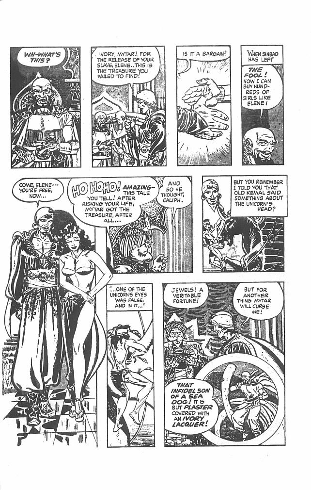 Read online Men of Mystery Comics comic -  Issue #18 - 35