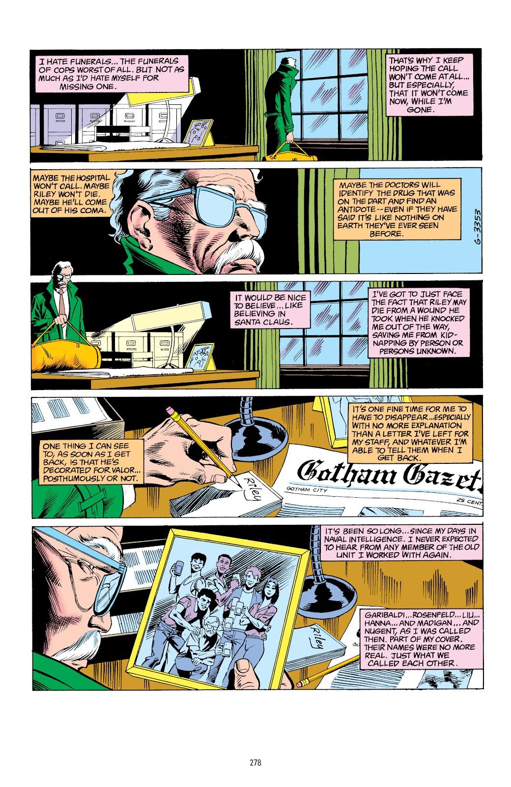 Read online Detective Comics (1937) comic -  Issue # _TPB Batman - The Dark Knight Detective 1 (Part 3) - 78