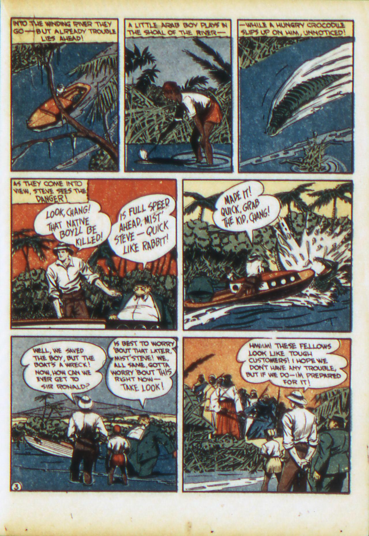 Read online Adventure Comics (1938) comic -  Issue #71 - 36