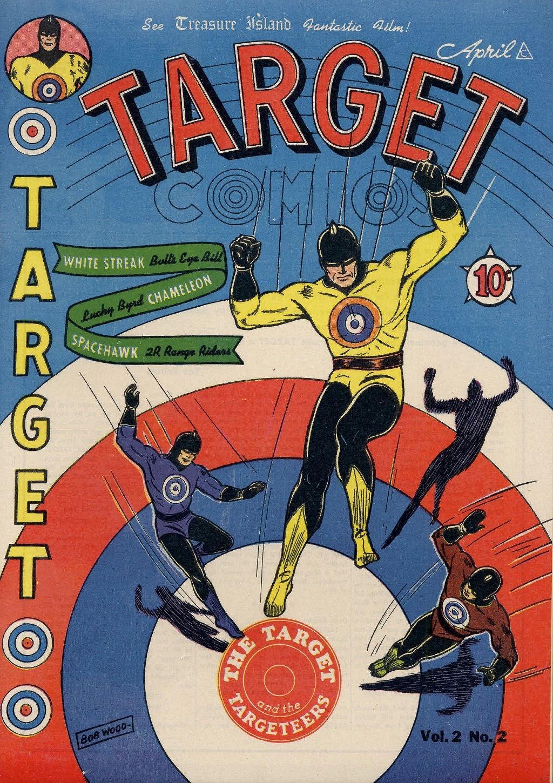 Target Comics 14 Page 1