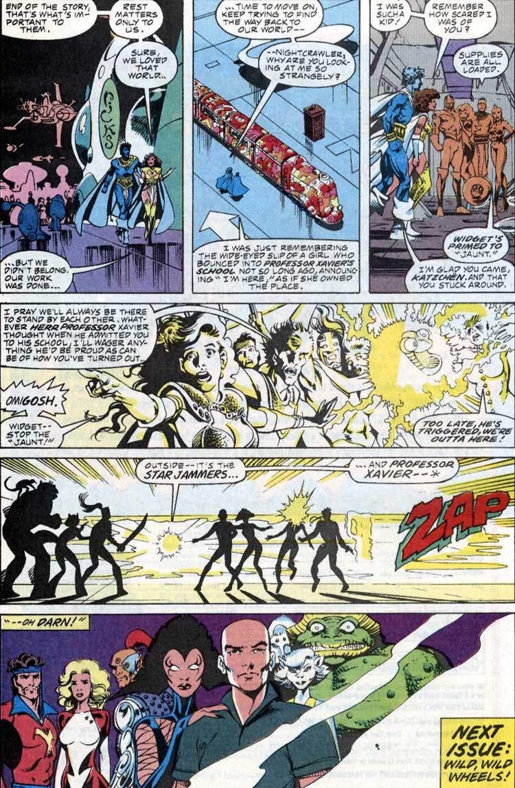 Excalibur (1988) issue 17 - Page 23