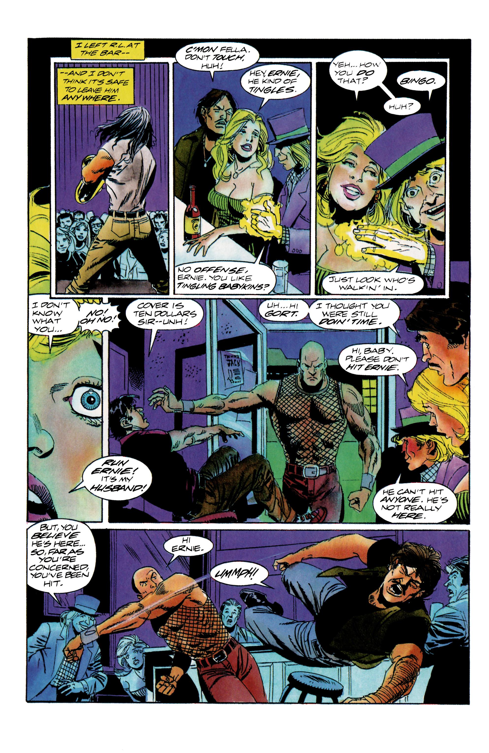 Read online Shadowman (1992) comic -  Issue #15 - 8