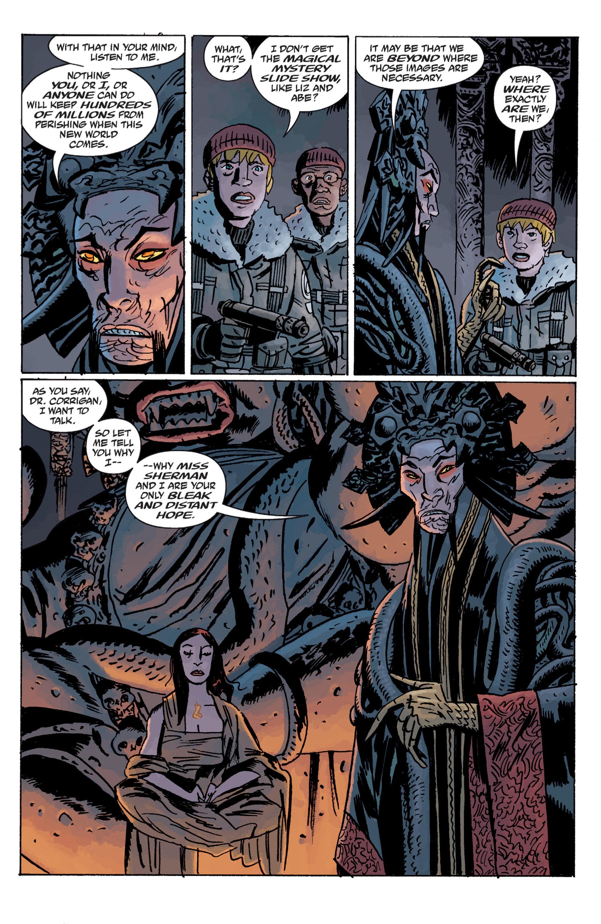 Read online B.P.R.D. (2003) comic -  Issue # TPB 11 - 53
