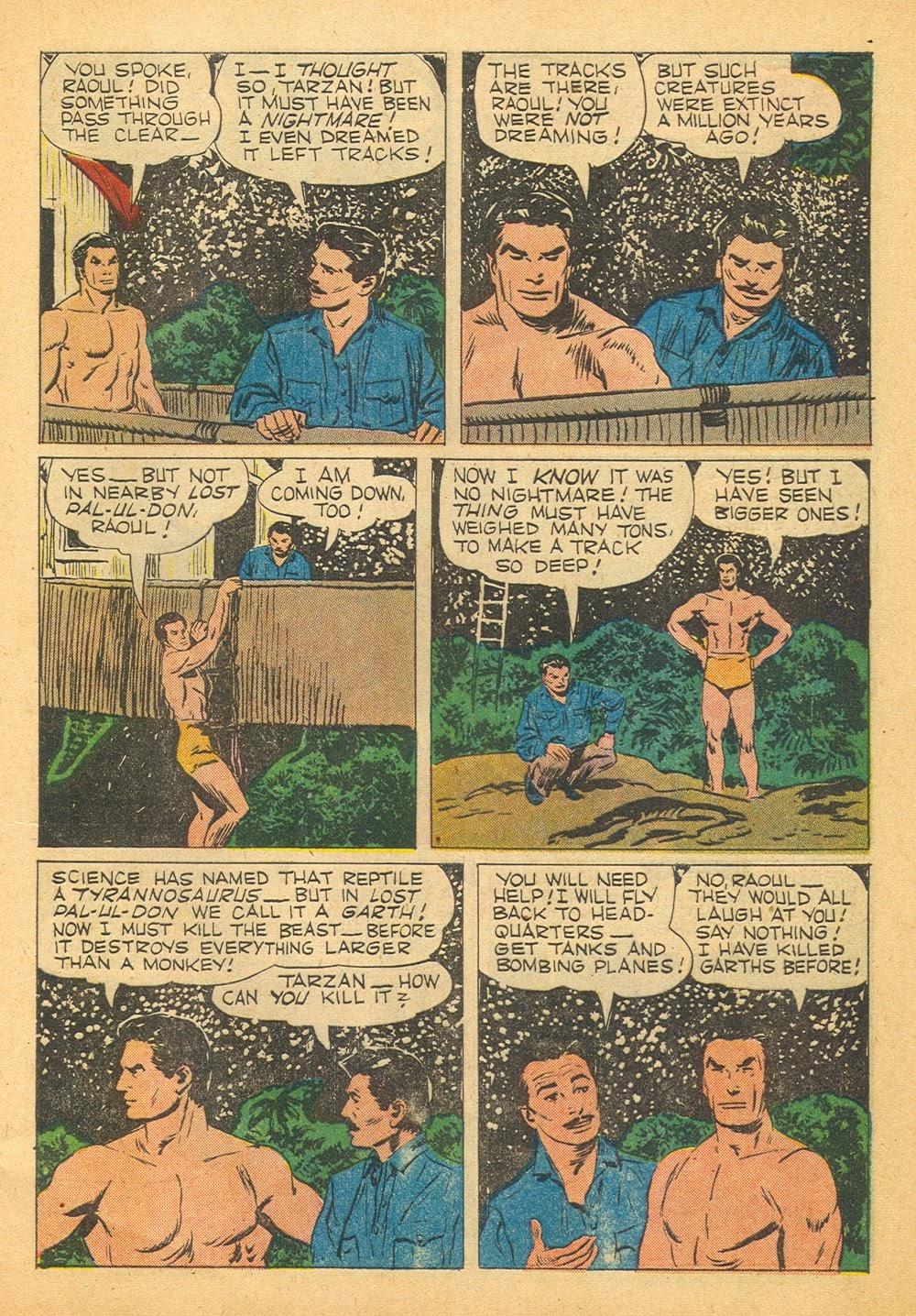 Tarzan (1948) issue 121 - Page 5