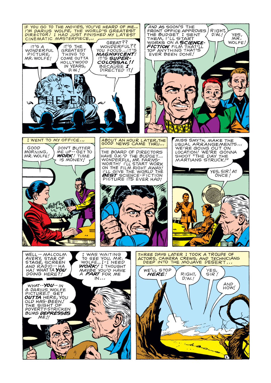 Tales to Astonish (1959) issue 4 - Page 3