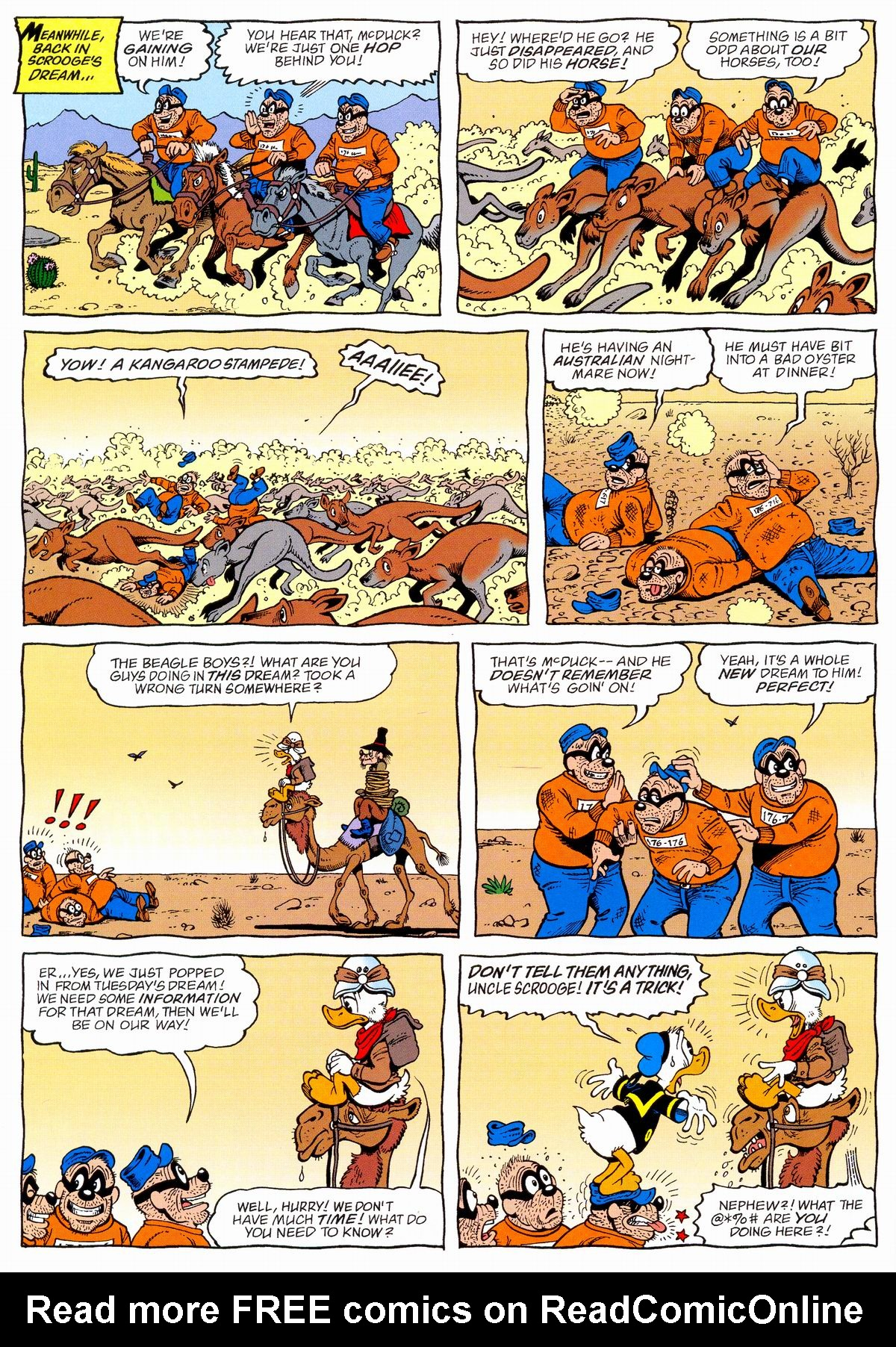 Read online Uncle Scrooge (1953) comic -  Issue #329 - 10