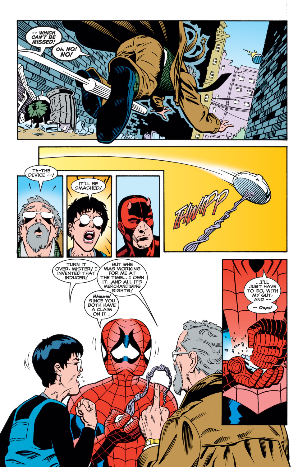 The Amazing Spider-Man (1963) 438 Page 21
